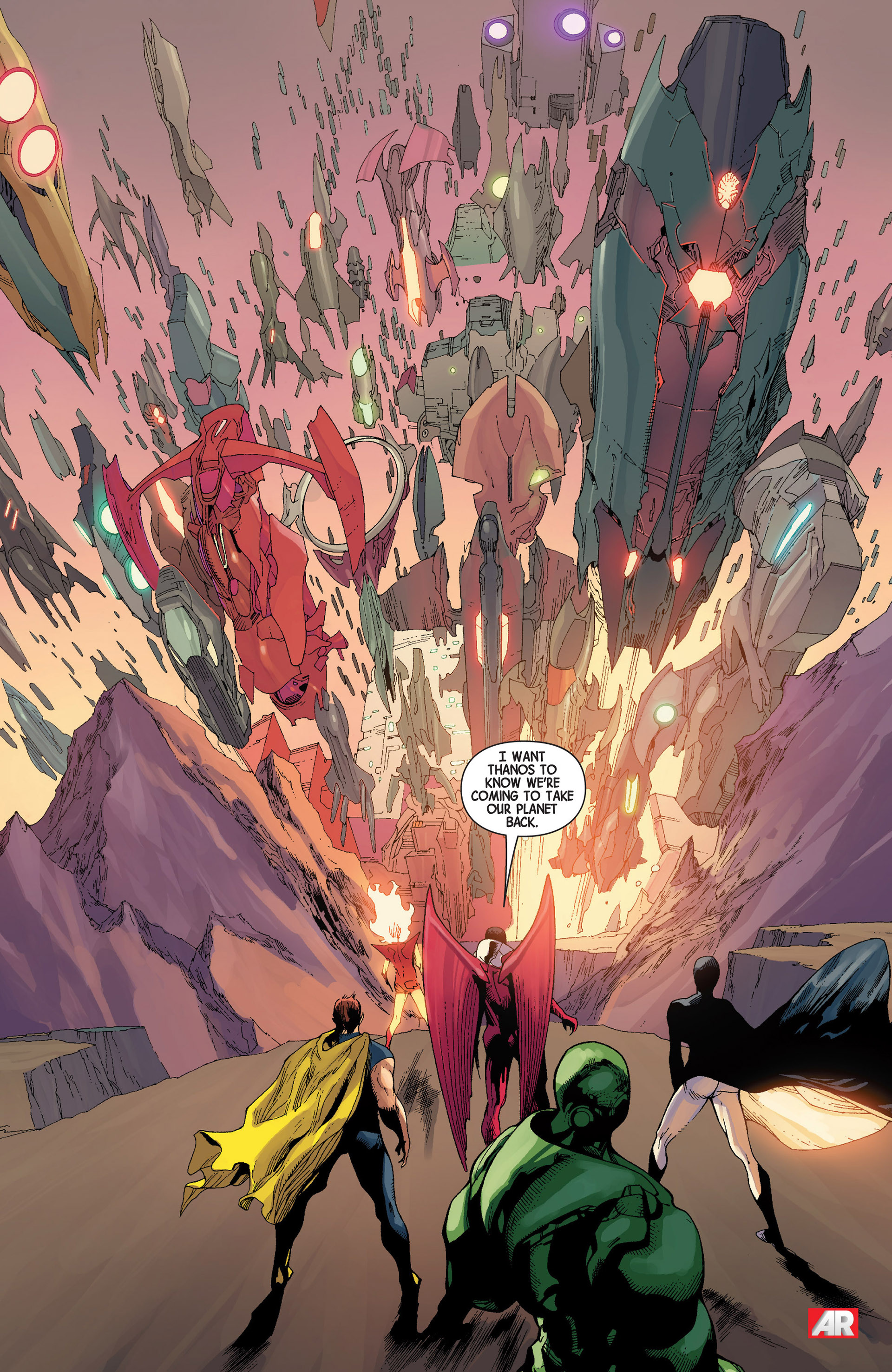 Read online Avengers (2013) comic -  Issue #22 - 12