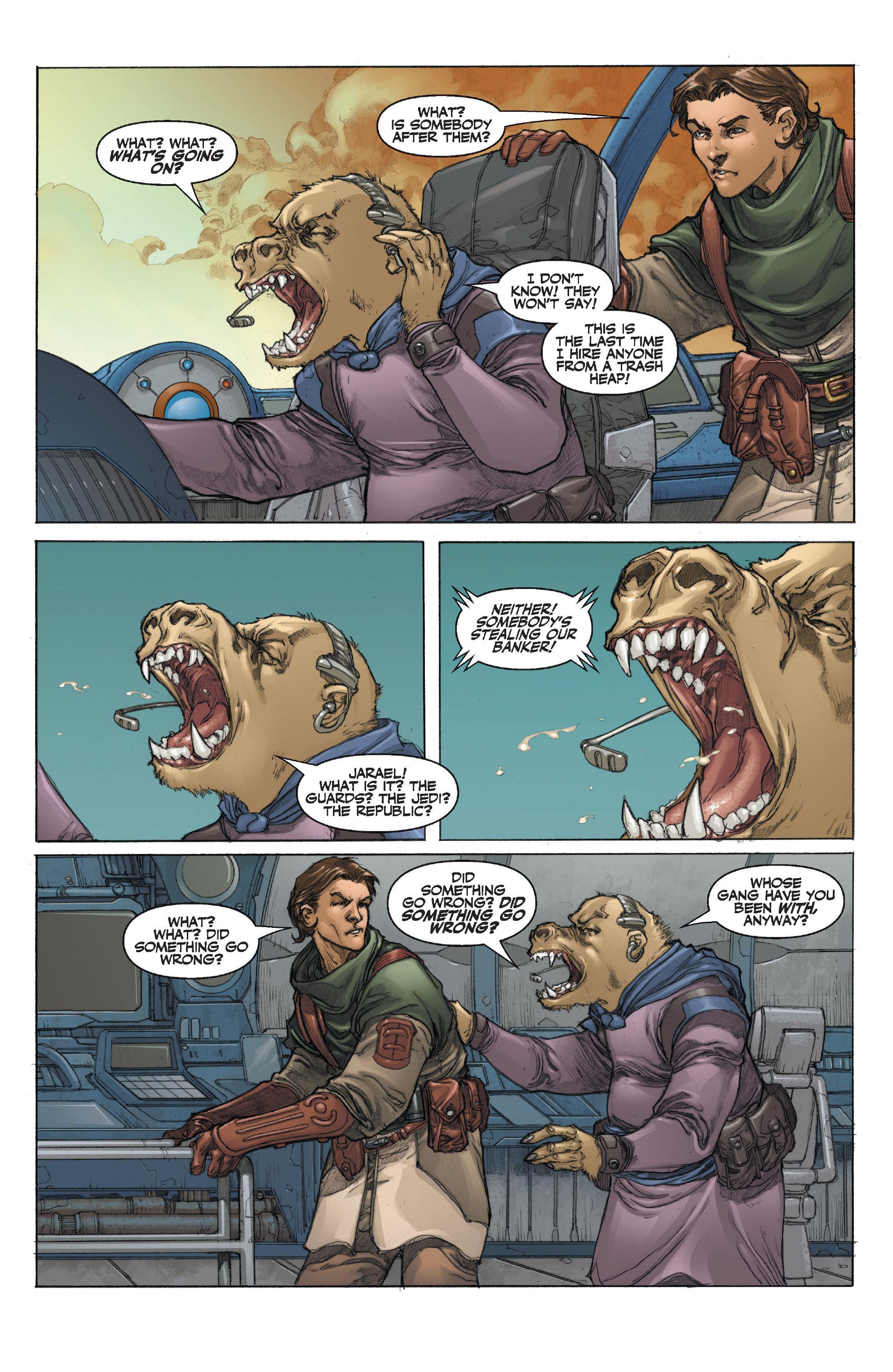 Read online Star Wars Omnibus comic -  Issue # Vol. 29 - 246