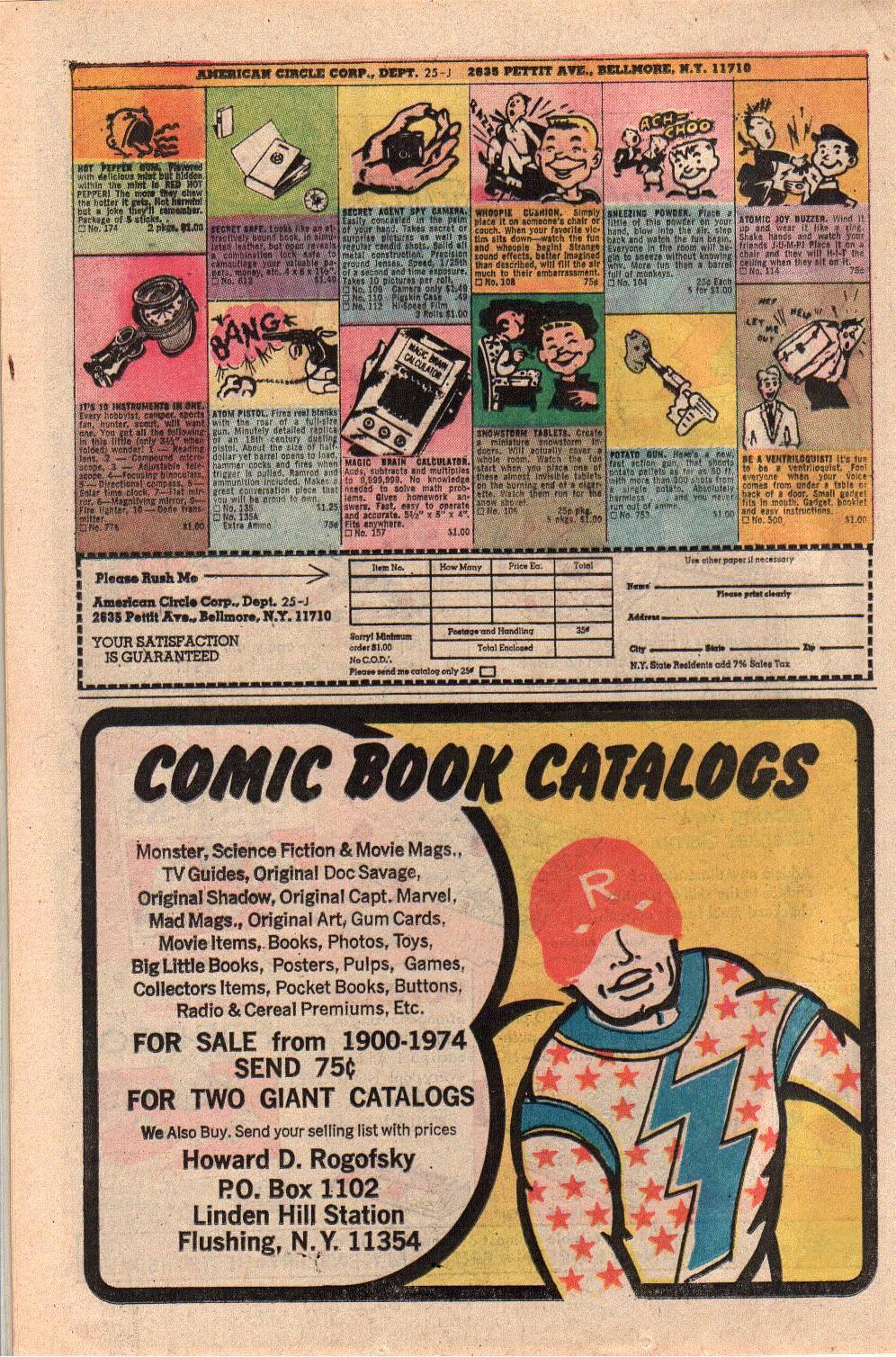 Read online Shazam! (1973) comic -  Issue #9 - 20