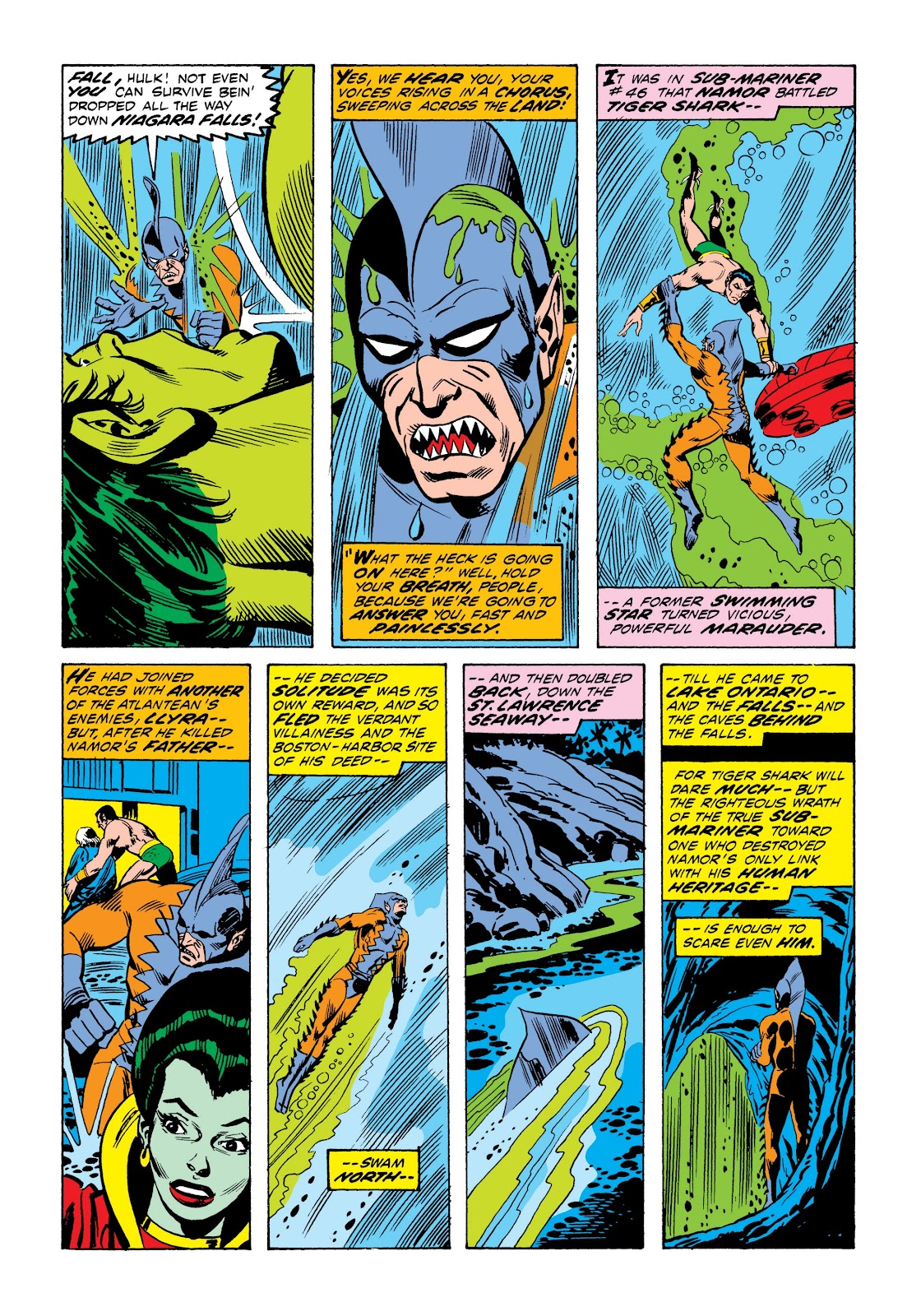Read online Marvel Masterworks: The Incredible Hulk comic -  Issue # TPB 9 (Part 1) - 83