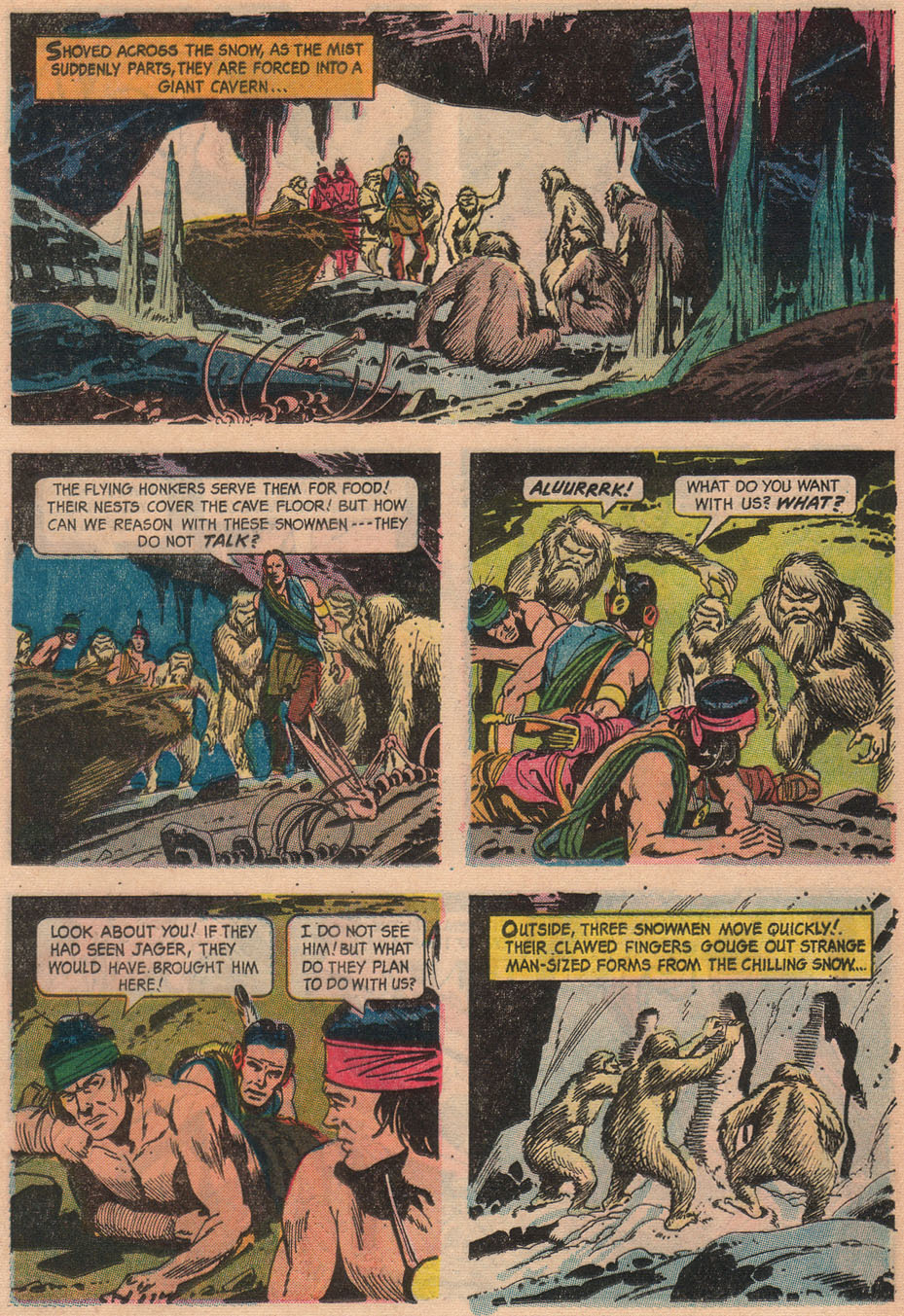 Read online Turok, Son of Stone comic -  Issue #48 - 13
