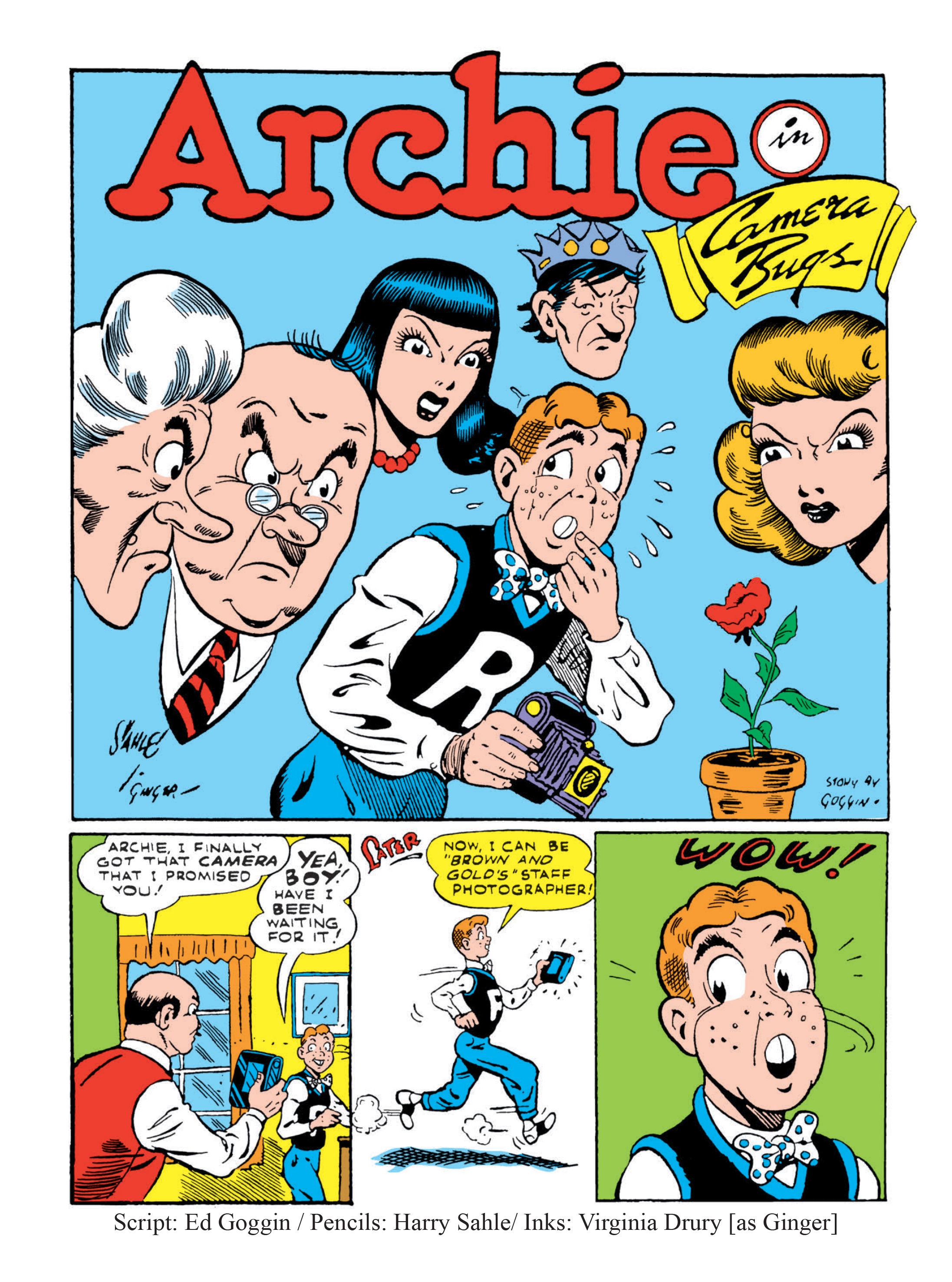 Read online Archie 75th Anniversary Digest comic -  Issue #5 - 30