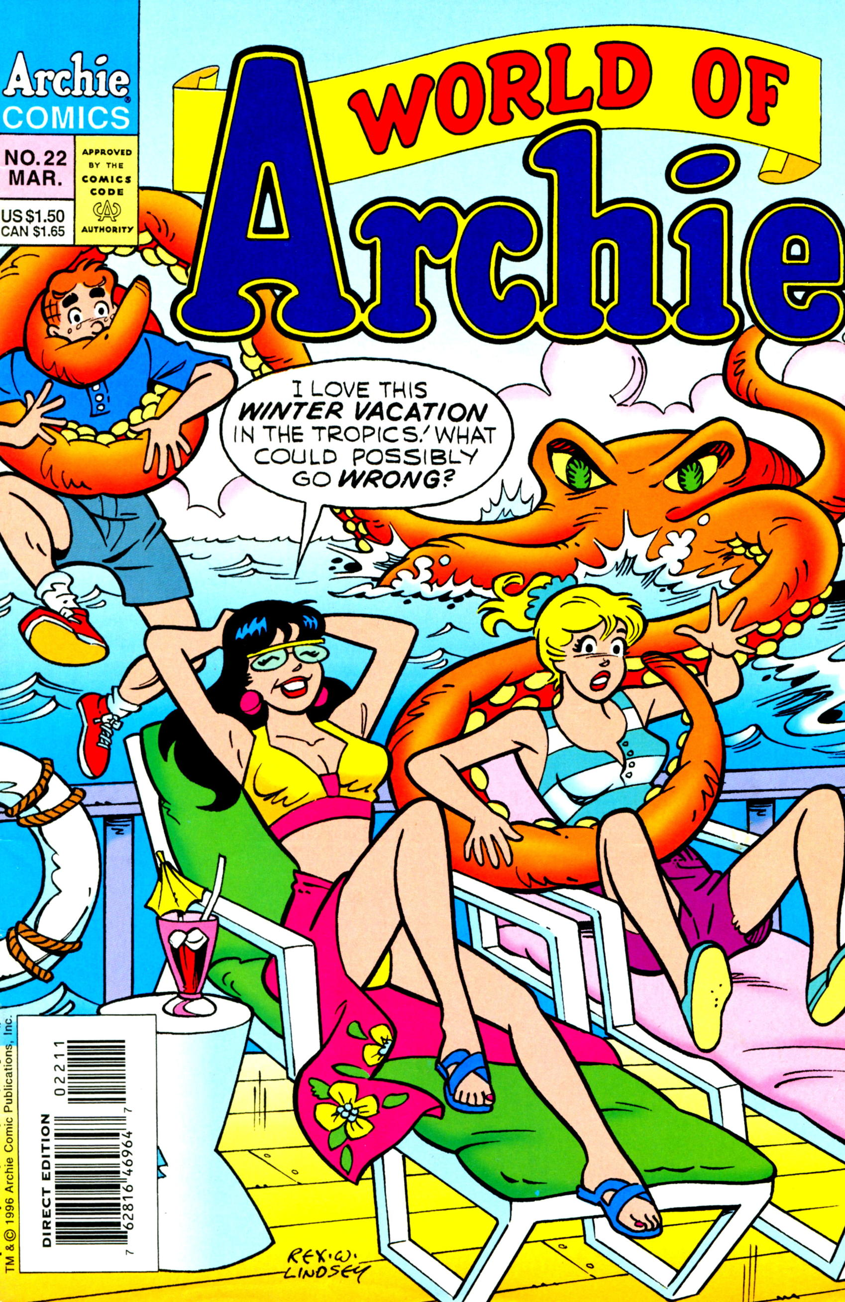 Read online World of Archie comic -  Issue #22 - 1