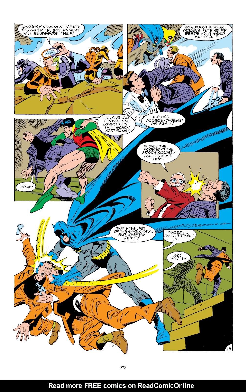 Read online Detective Comics (1937) comic -  Issue # _TPB Batman - The Dark Knight Detective 1 (Part 3) - 72
