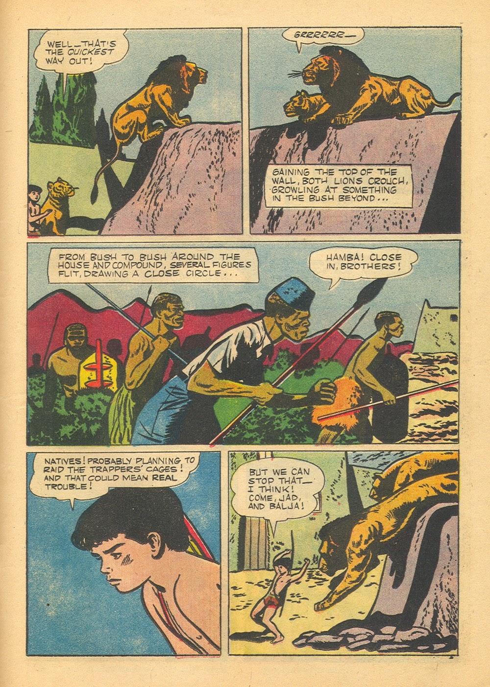 Tarzan (1948) issue 60 - Page 25