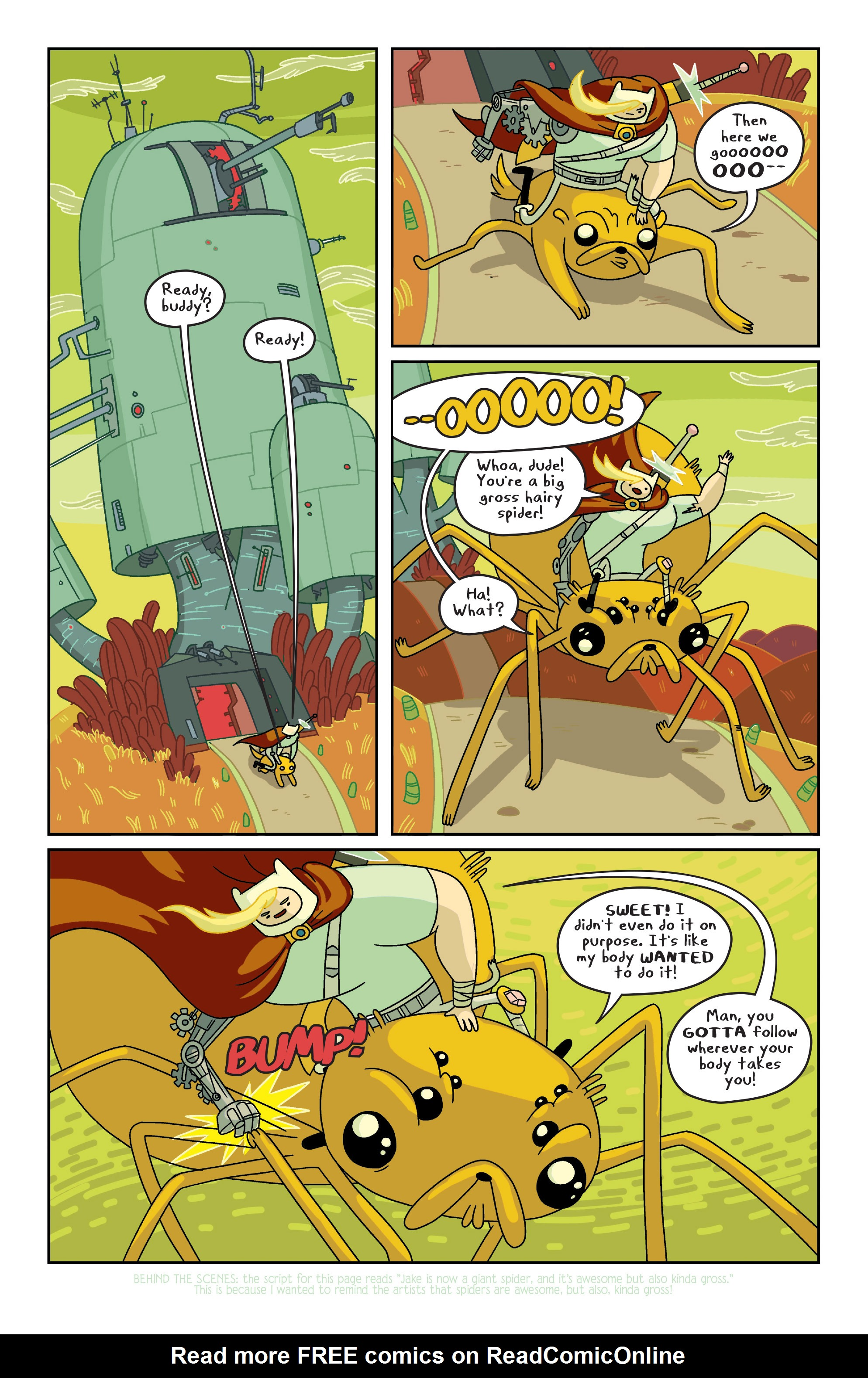 Read online Adventure Time comic -  Issue #Adventure Time _TPB 2 - 52