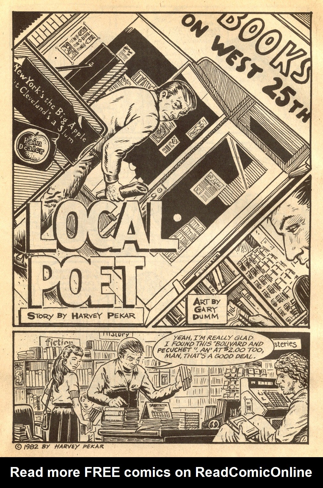 American Splendor (1976) issue 7 - Page 54