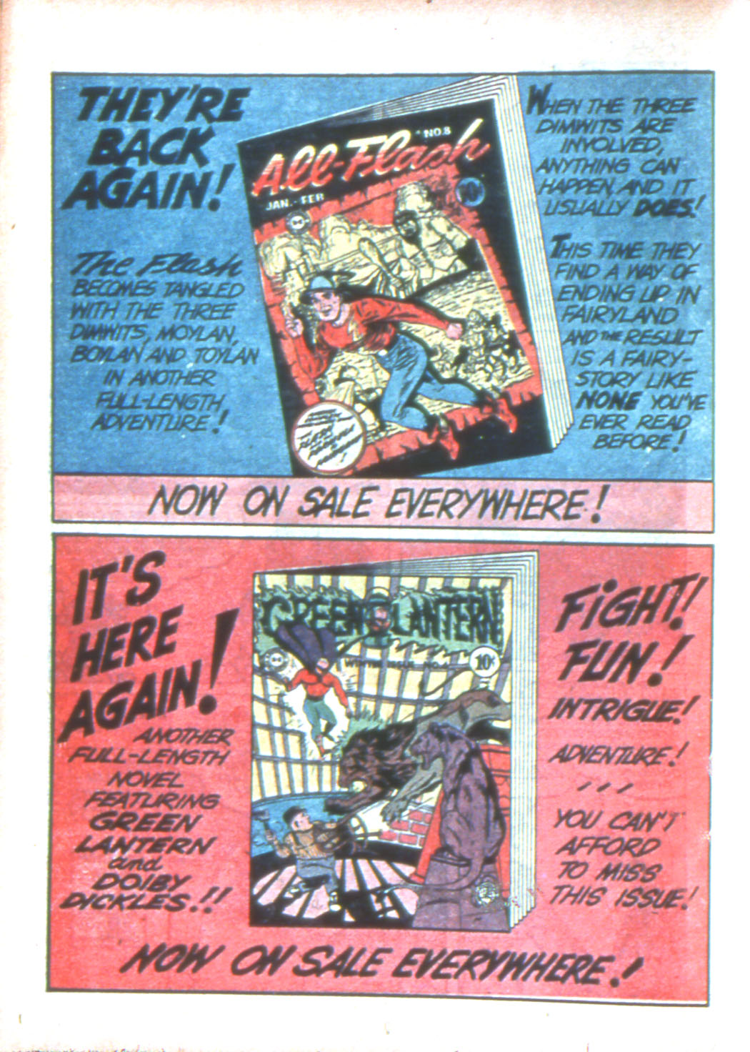 Read online Sensation (Mystery) Comics comic -  Issue #15 - 46