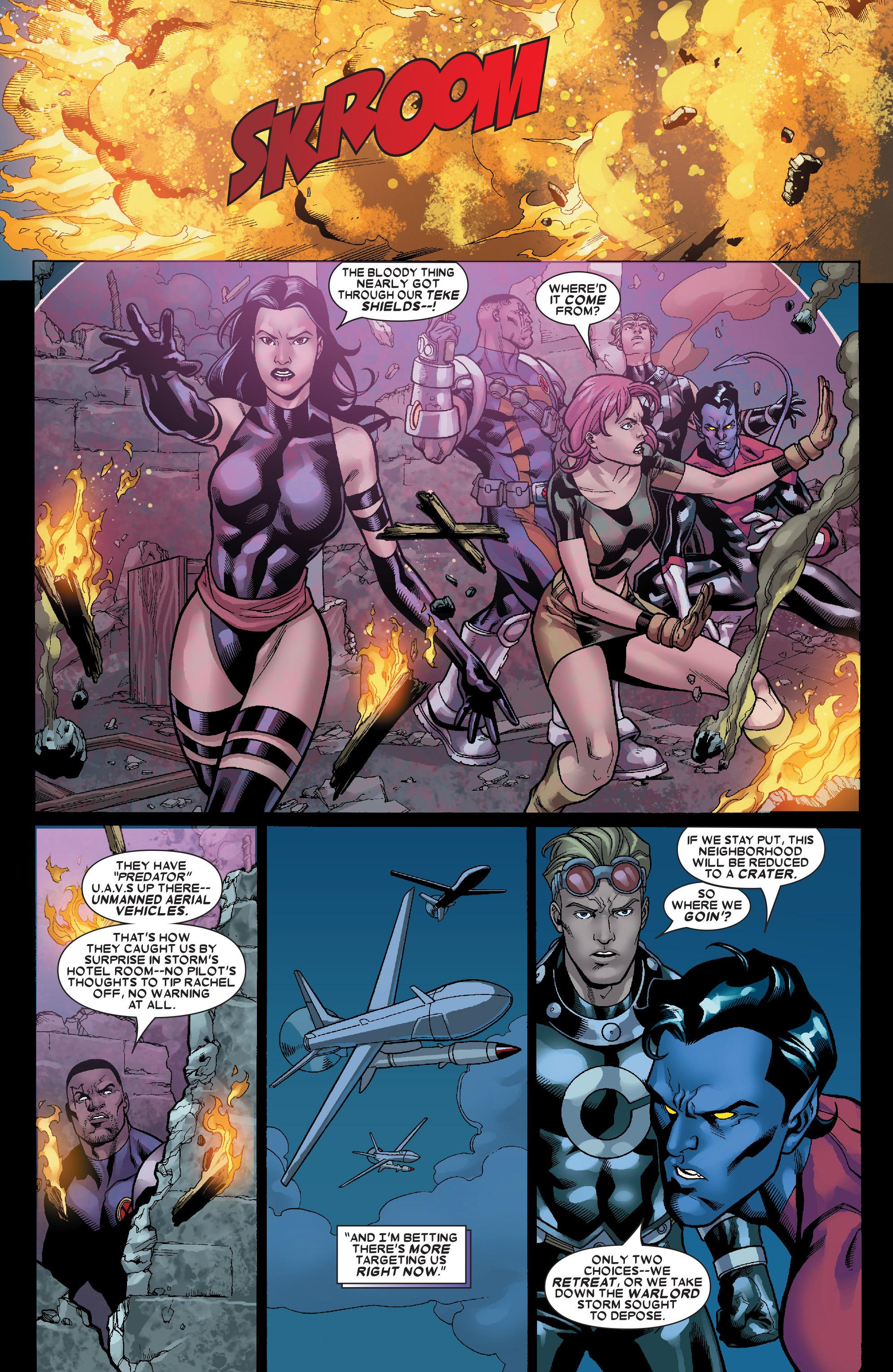 Read online Uncanny X-Men (1963) comic -  Issue # _Annual 1 (2006) - 16