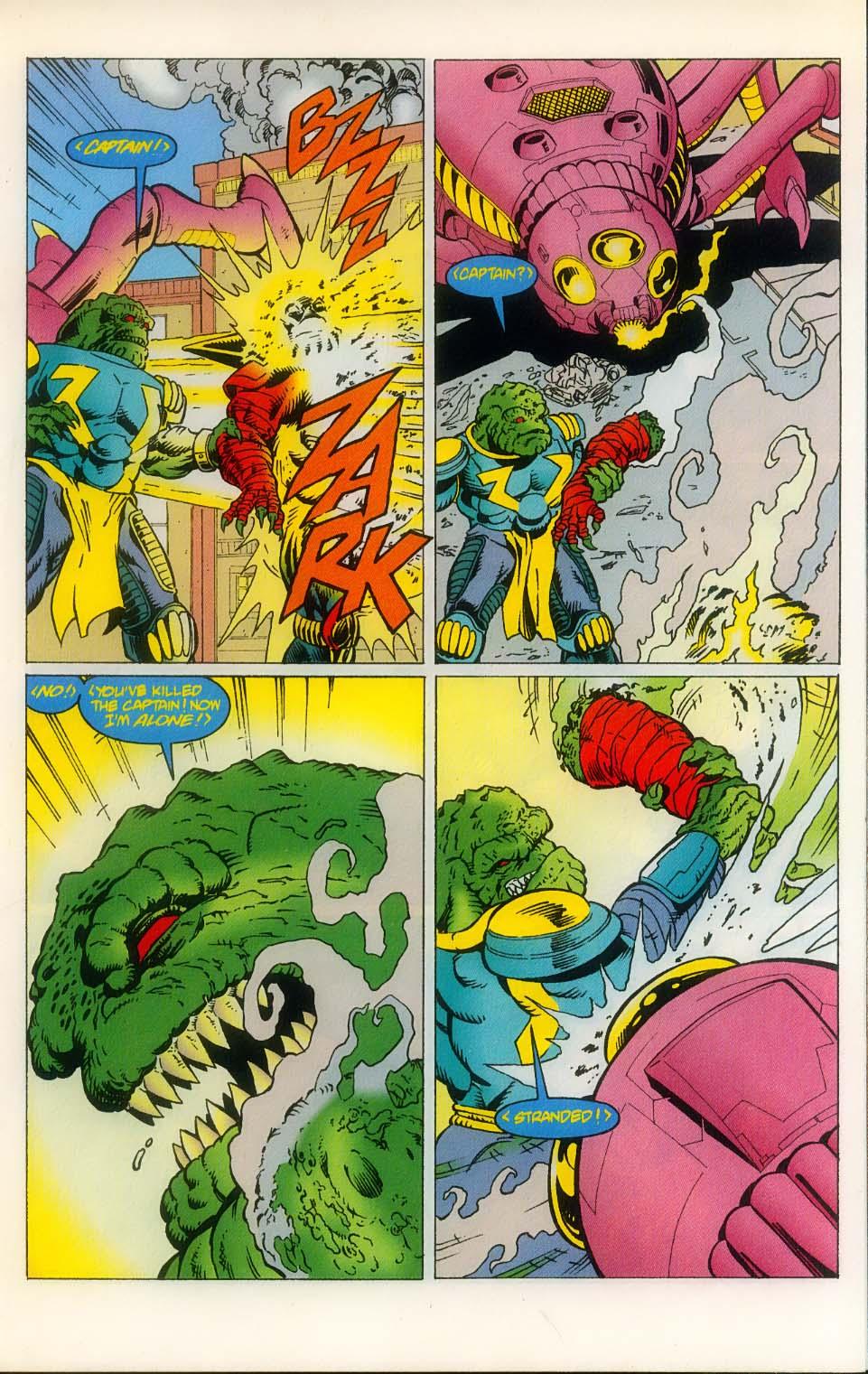 Godzilla (1995) Issue #8 #9 - English 19