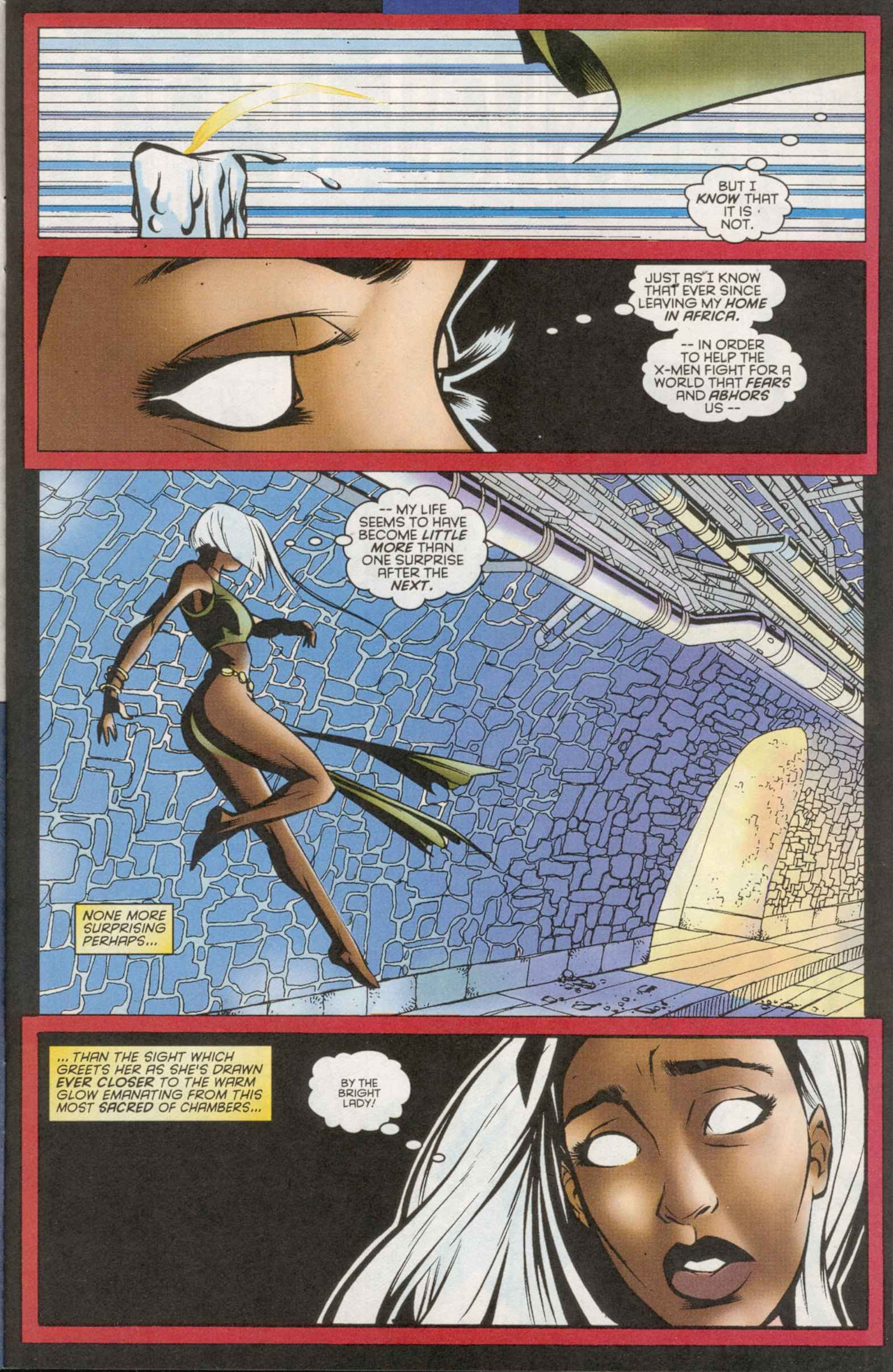 X-Men (1991) 58 Page 3