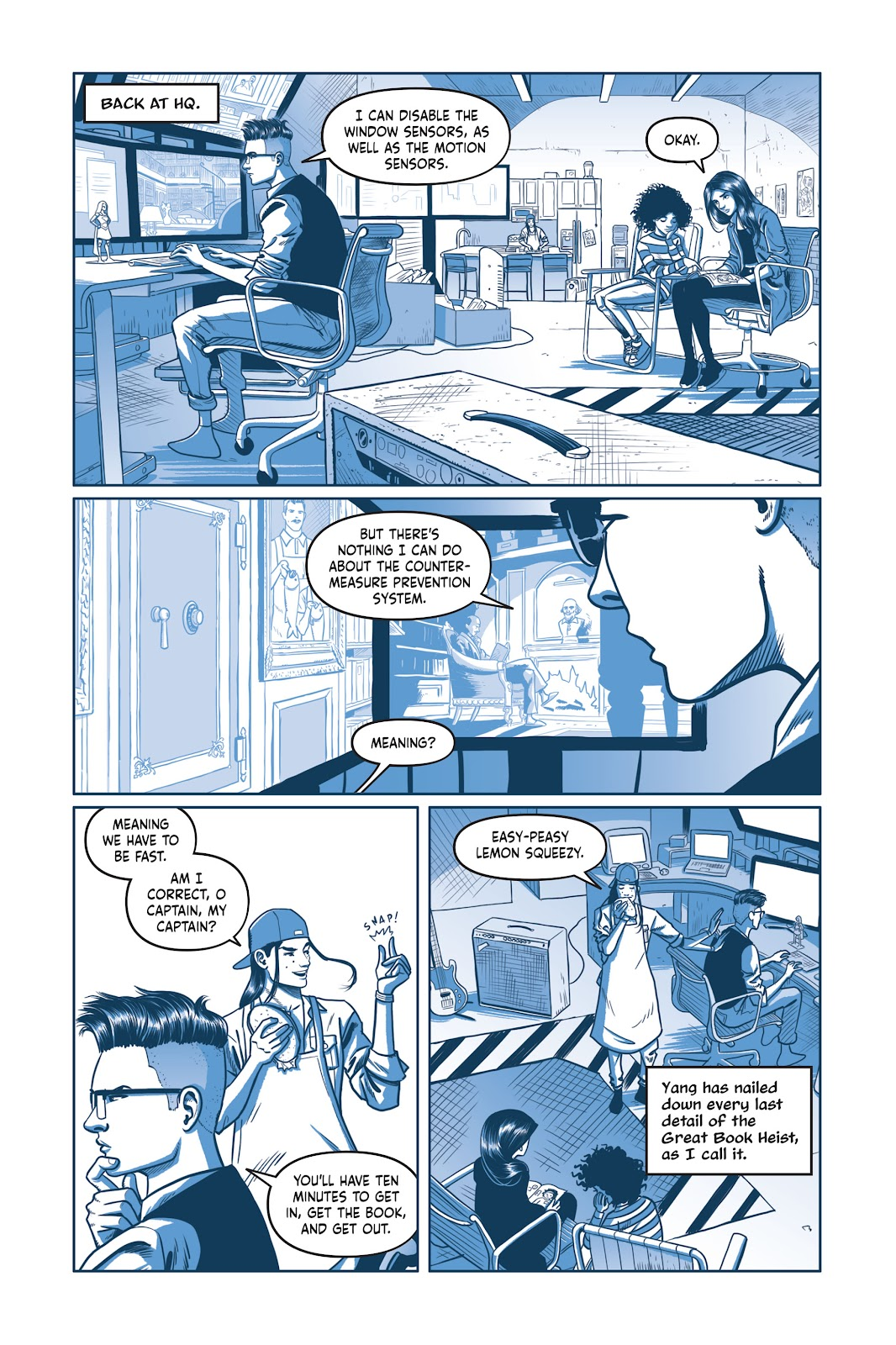 Read online Under the Moon: A Catwoman Tale comic -  Issue # TPB (Part 2) - 27