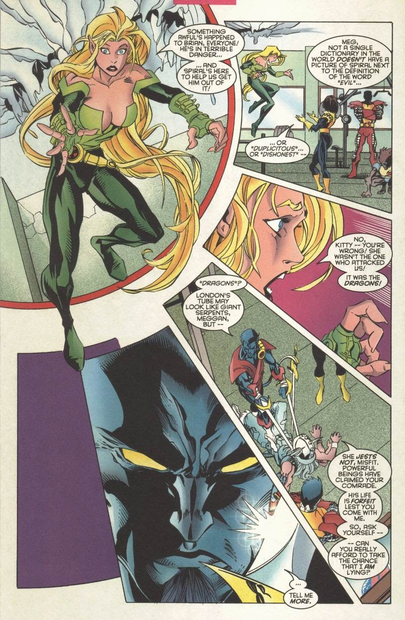 Excalibur (1988) issue 109 - Page 18
