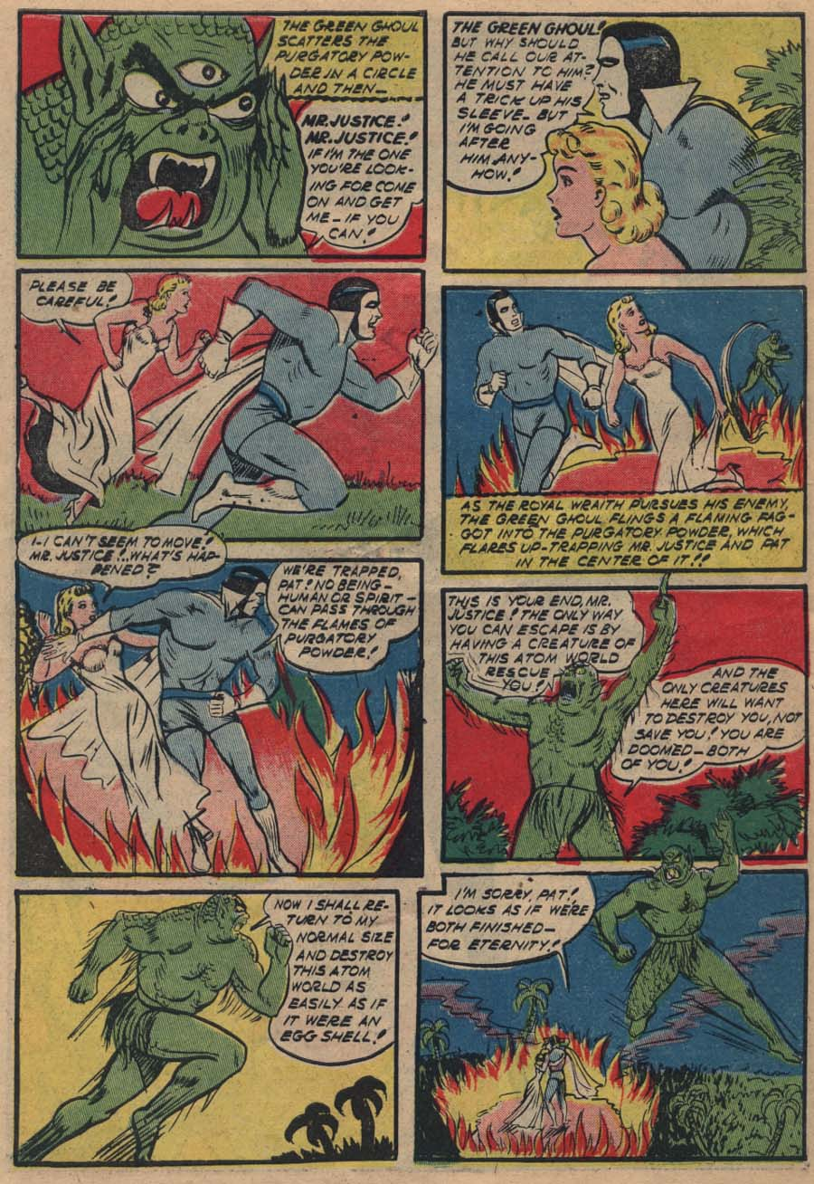 Blue Ribbon Comics (1939) issue 18 - Page 57