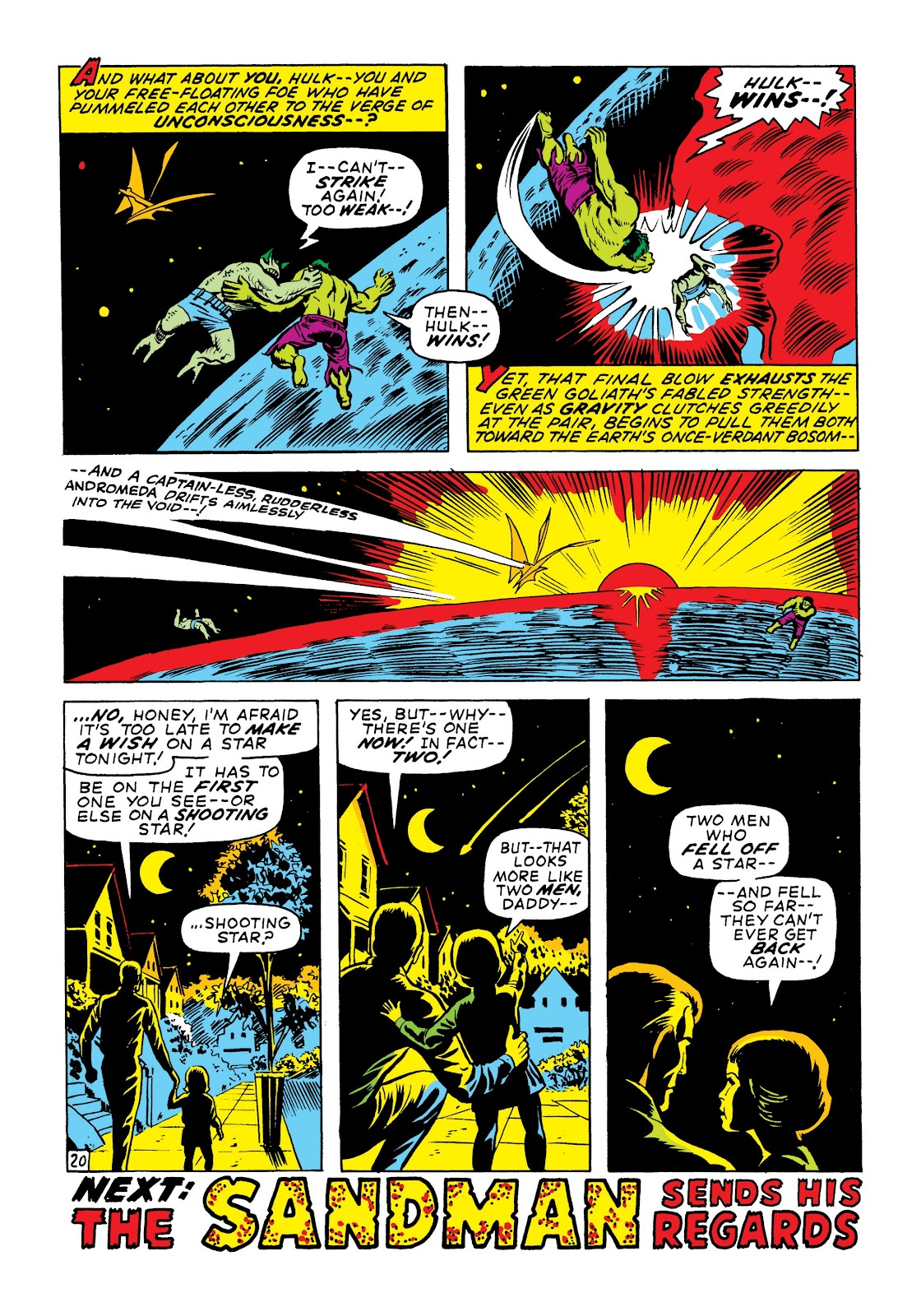 Read online Marvel Masterworks: The Incredible Hulk comic -  Issue # TPB 7 (Part 1) - 66