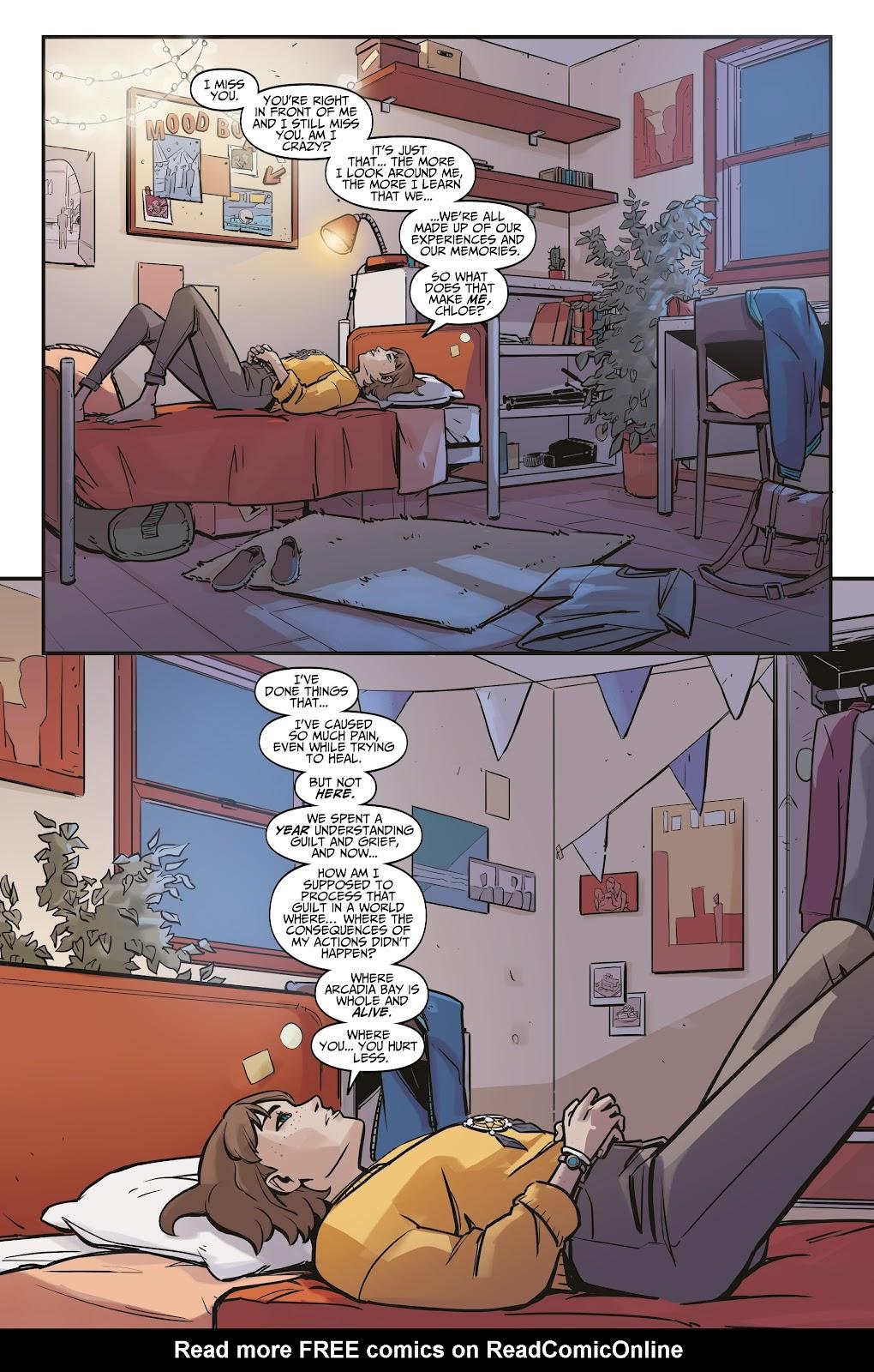 Read online Life is Strange comic -  Issue #5 - 16