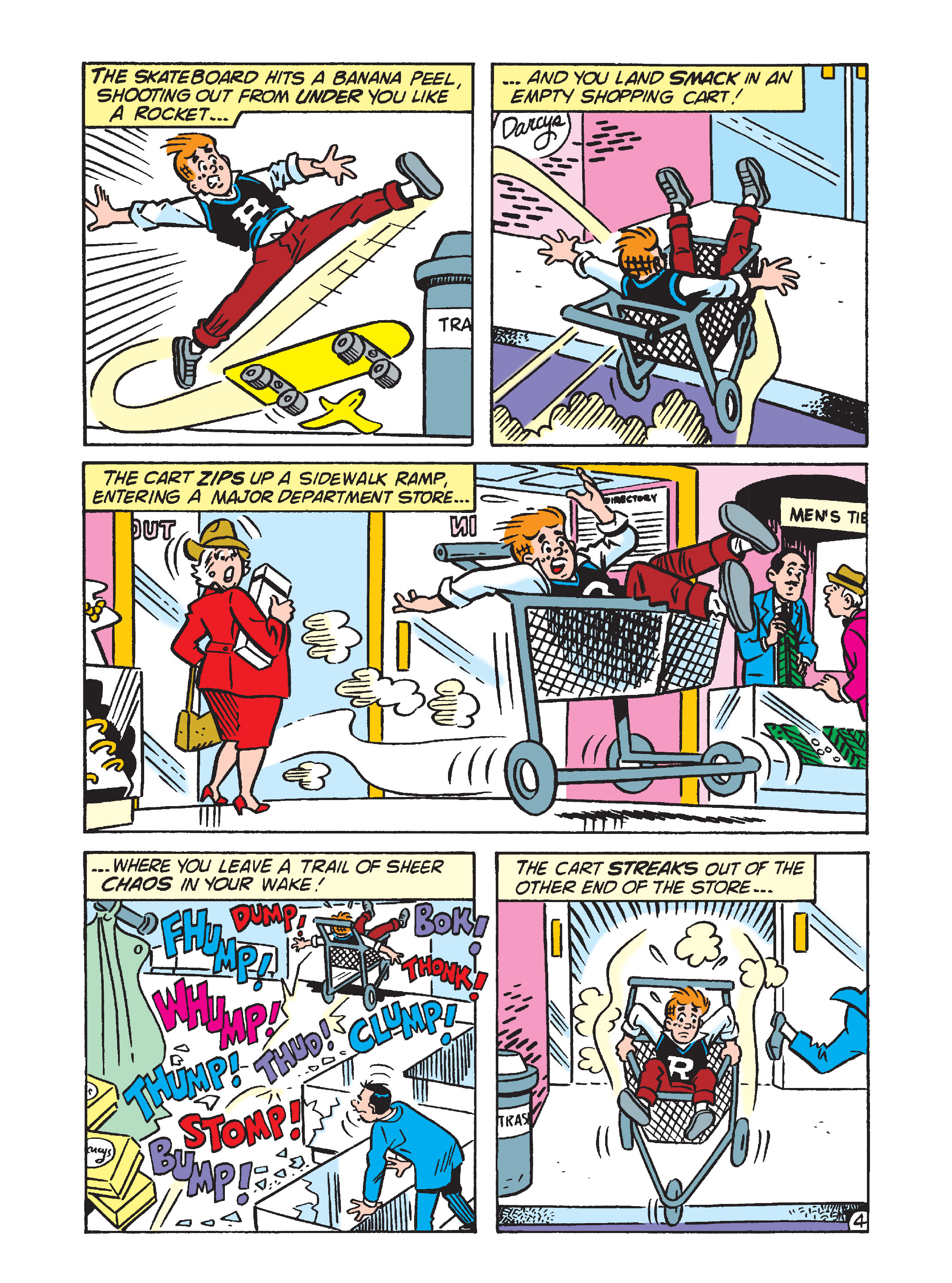 Read online Archie's Funhouse Double Digest comic -  Issue #8 - 82