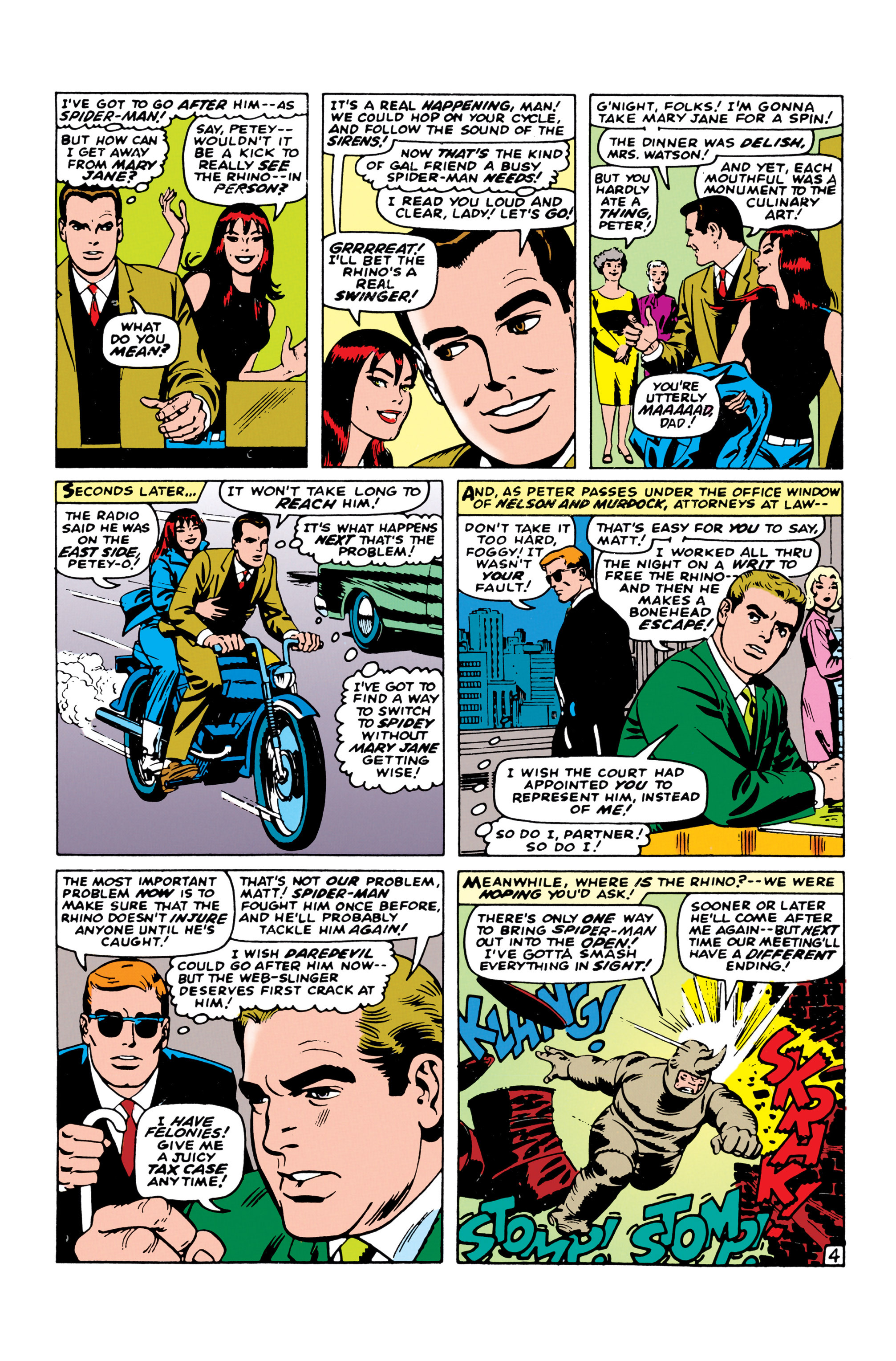 The Amazing Spider-Man (1963) 43 Page 4
