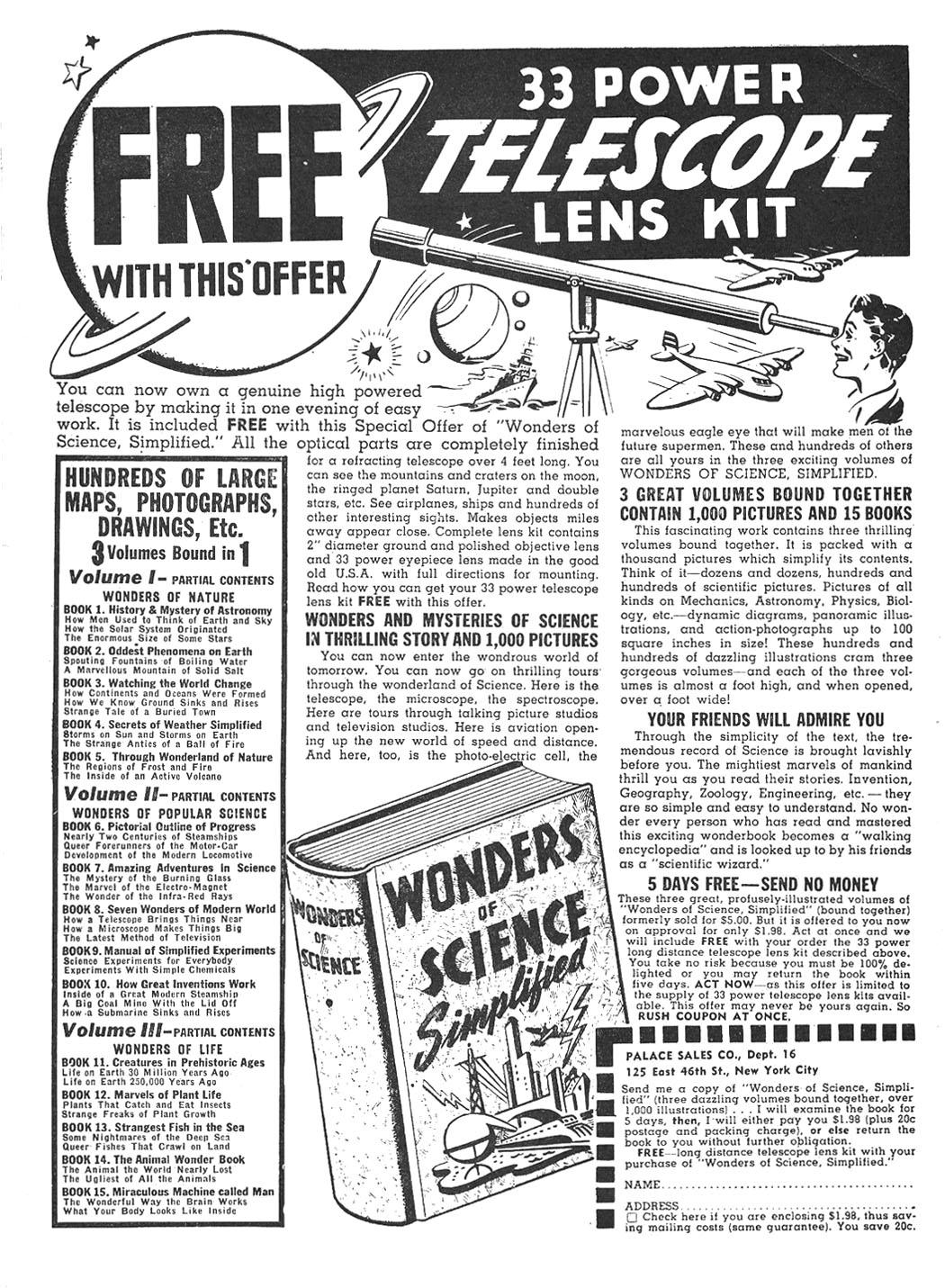 Read online Sensation (Mystery) Comics comic -  Issue #4 - 67