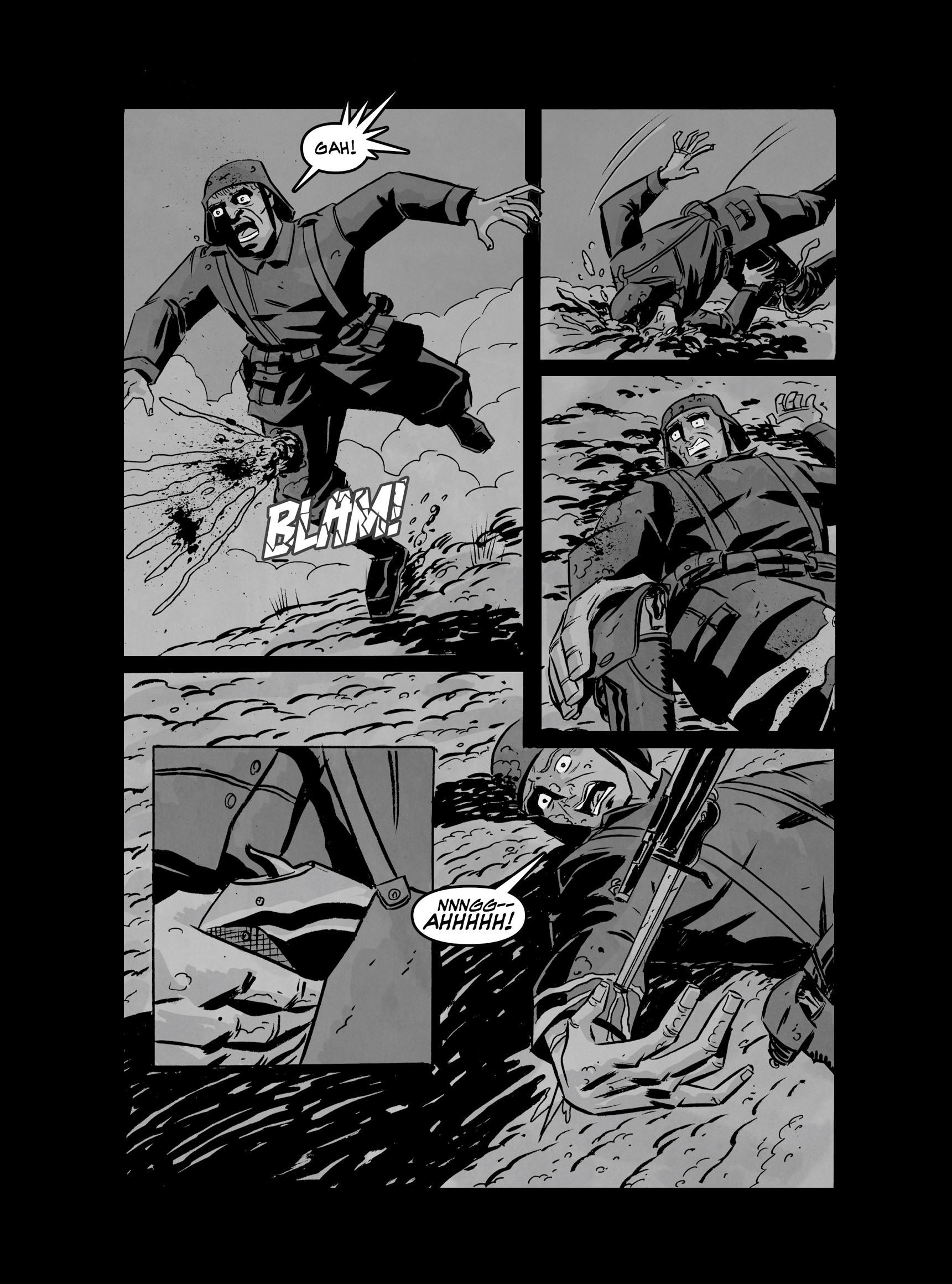 Read online FUBAR comic -  Issue #3 - 228