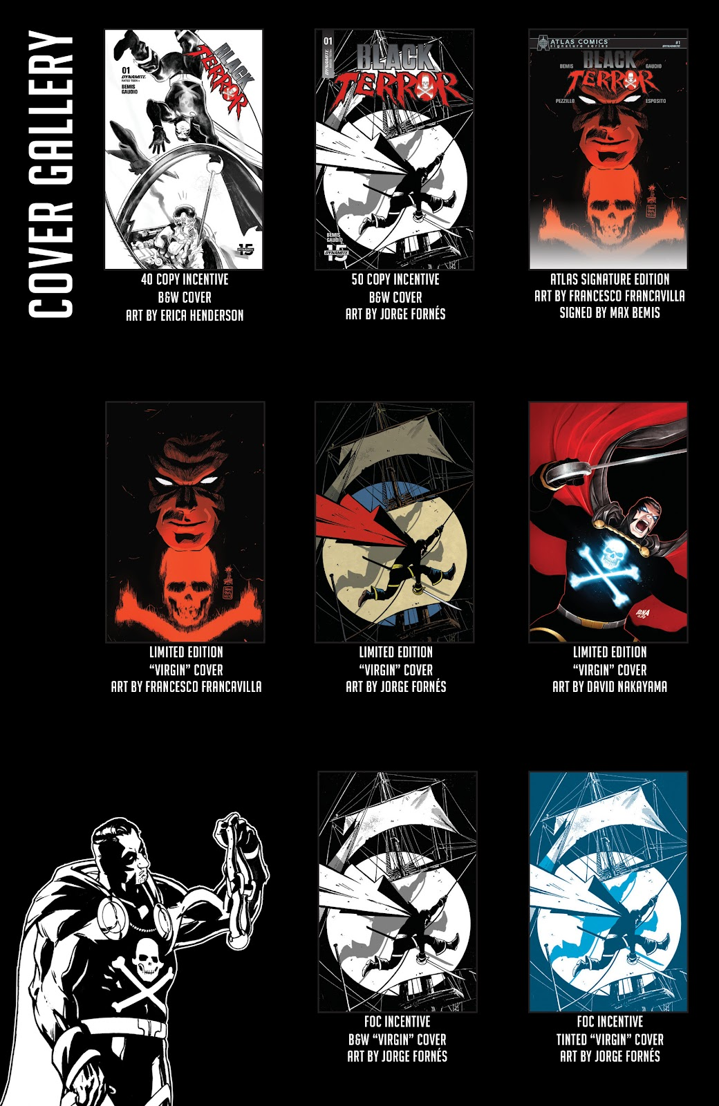 Read online Black Terror (2019) comic -  Issue # Full - 29