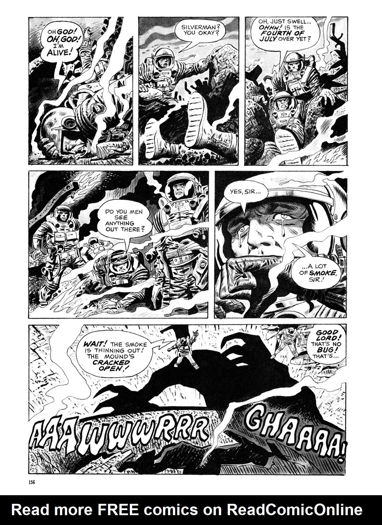 Read online Eerie Archives comic -  Issue # TPB 9 - 157
