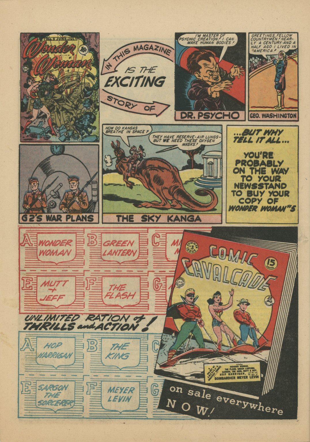 Read online Sensation (Mystery) Comics comic -  Issue #21 - 15
