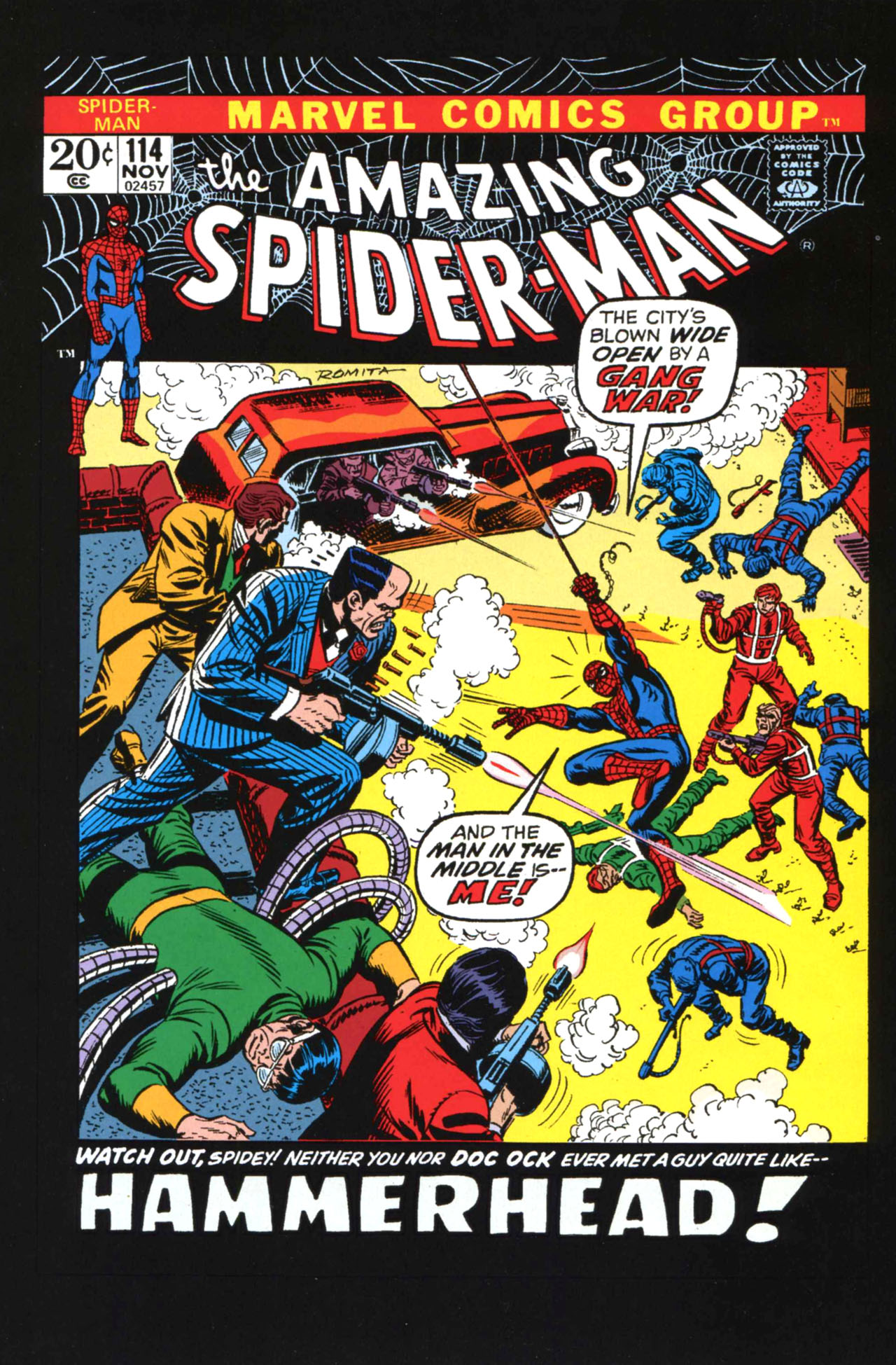 Read online Amazing Spider-Man Family comic -  Issue #2 - 64