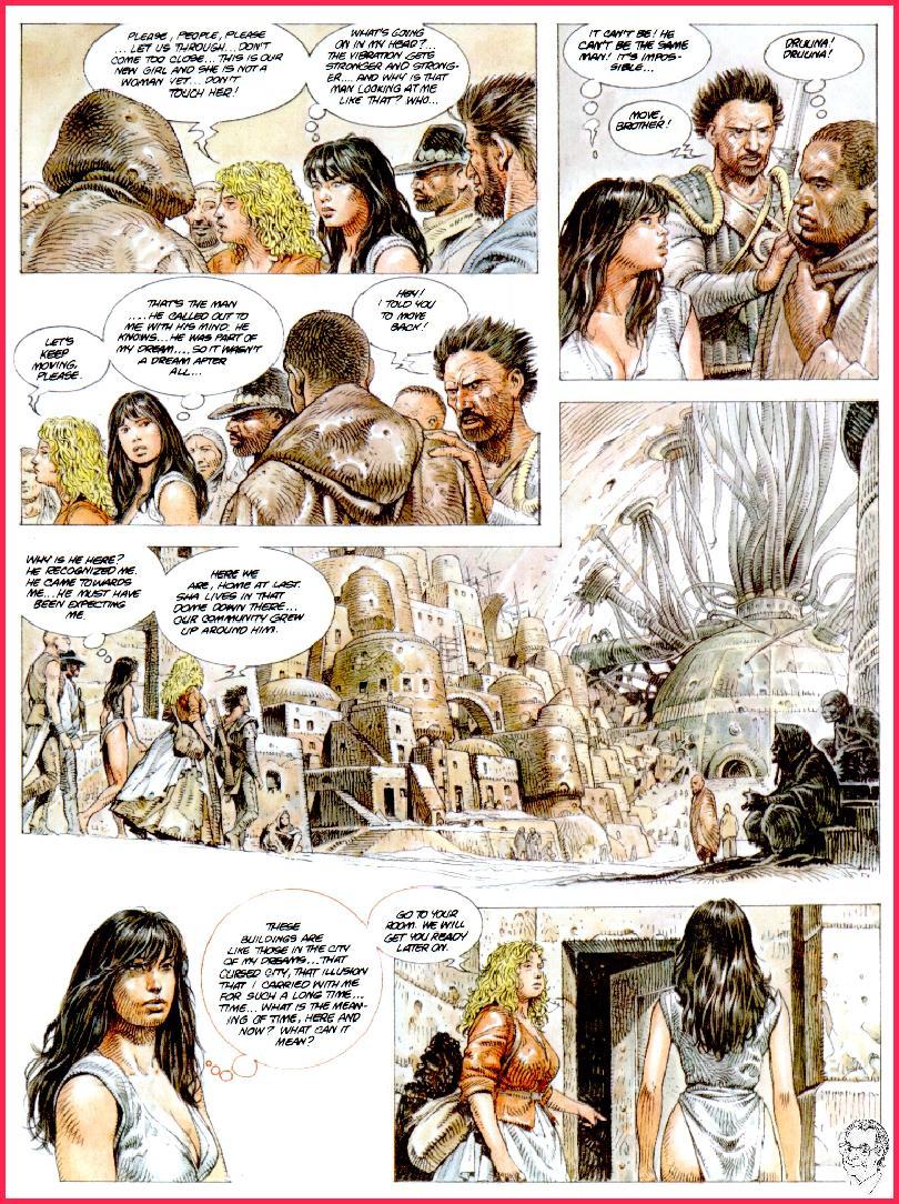 Druuna Issue 5 | Read Druuna Issue 5 comic online in high