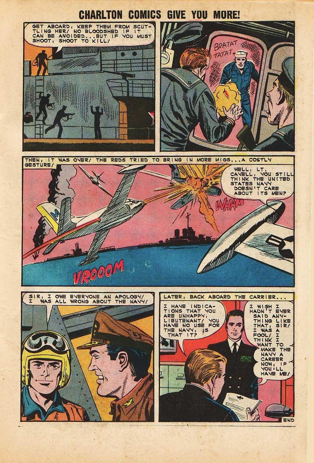 Read online Fightin' Navy comic -  Issue #116 - 11