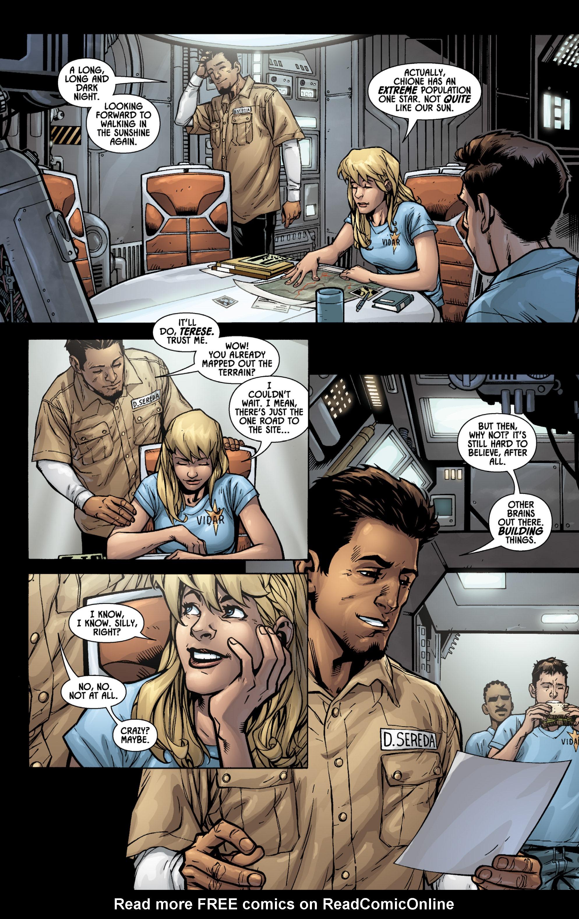 Read online Aliens (2009) comic -  Issue # TPB - 21
