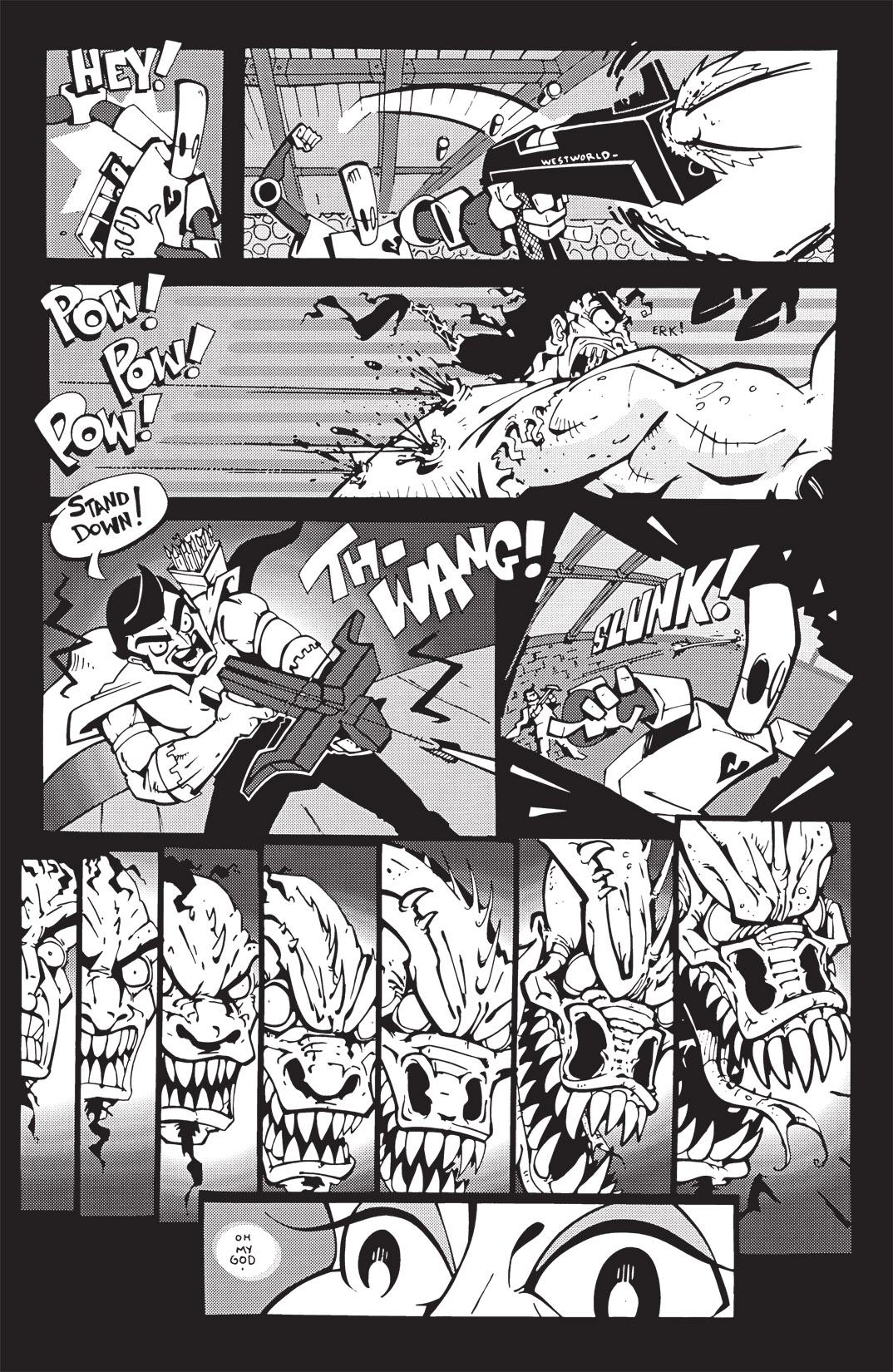 Read online Scud: The Disposable Assassin: The Whole Shebang comic -  Issue # TPB (Part 3) - 48