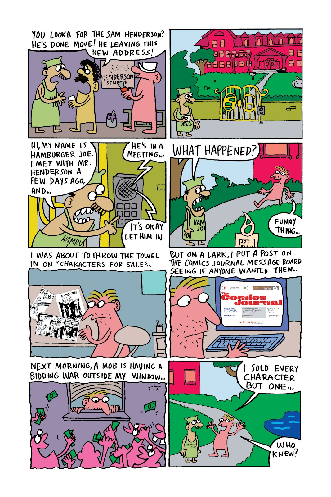 Read online Magic Whistle comic -  Issue #9 - 44