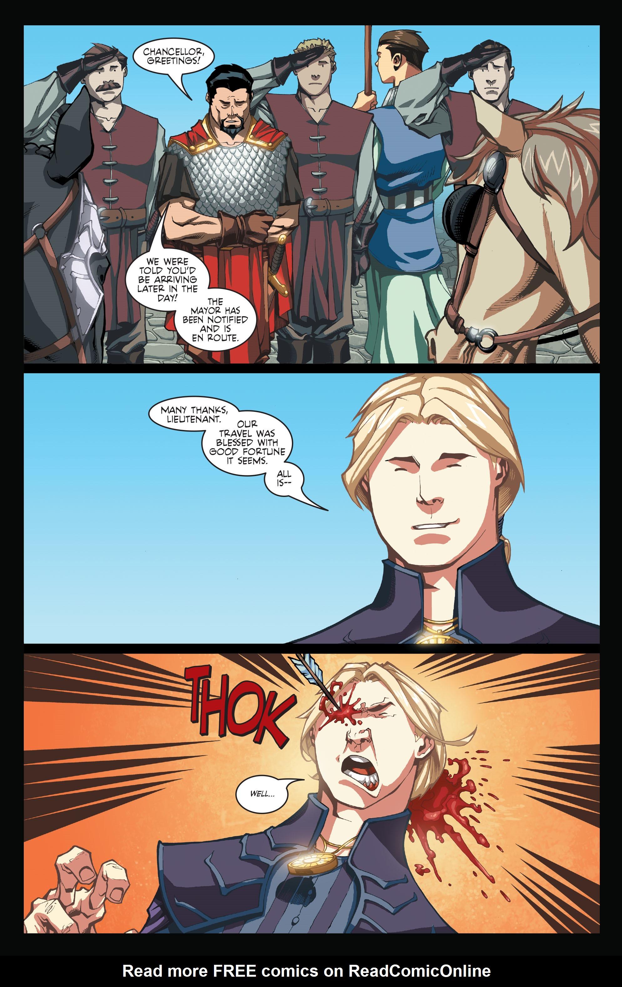 Read online Skullkickers comic -  Issue #1 - 13
