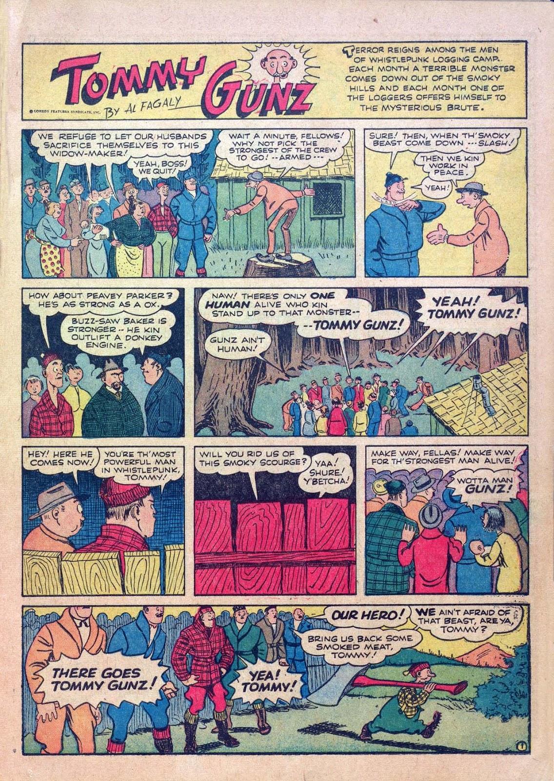 Read online Joker Comics comic -  Issue #1 - 29