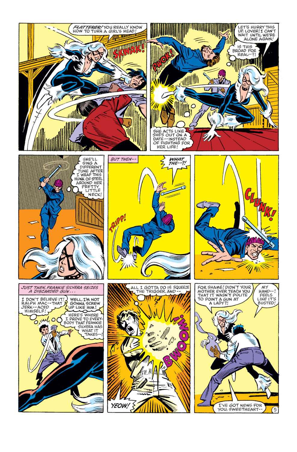 The Amazing Spider-Man (1963) 256 Page 5