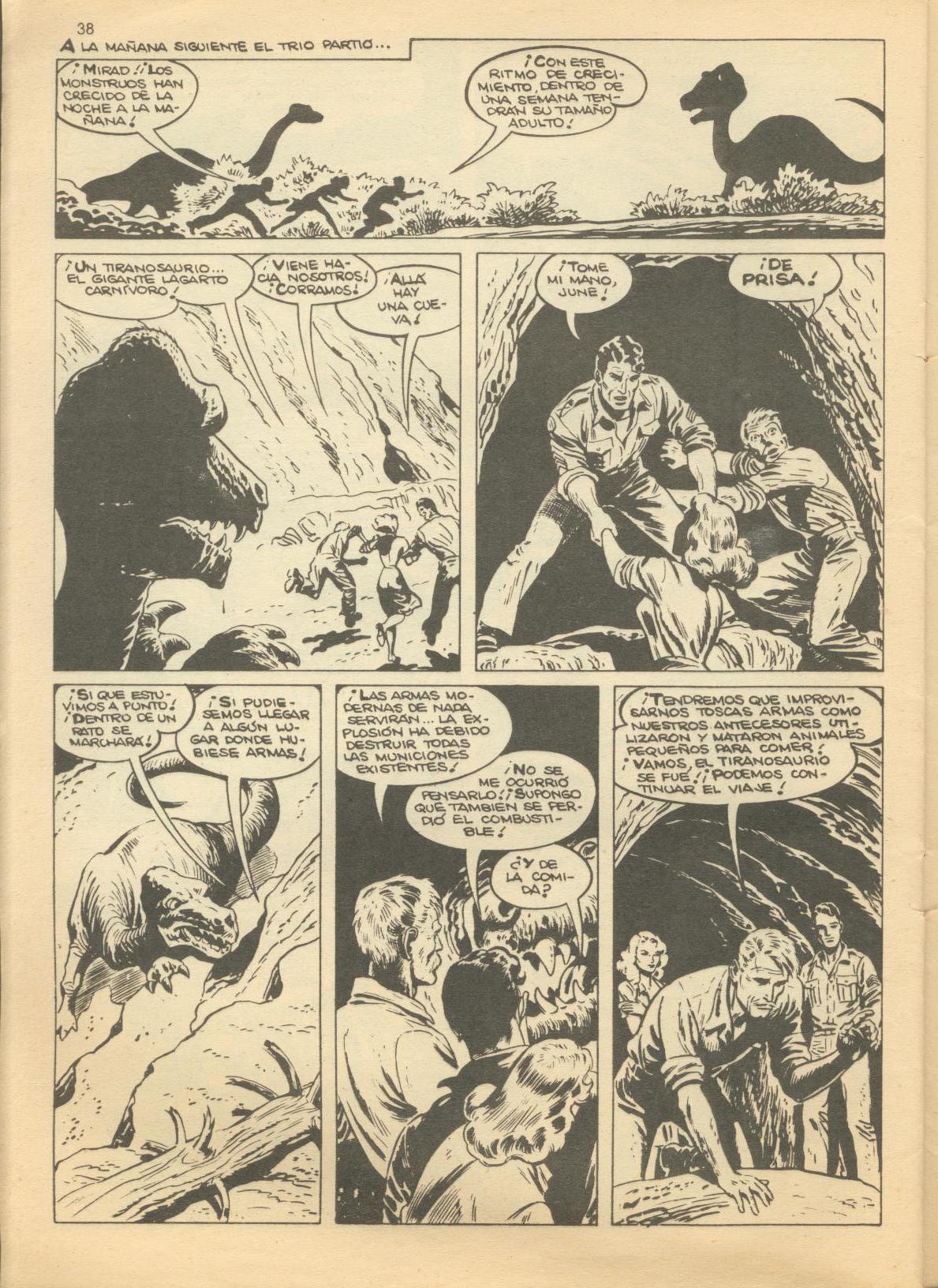 Read online Adventures into Weird Worlds comic -  Issue #1 - 6