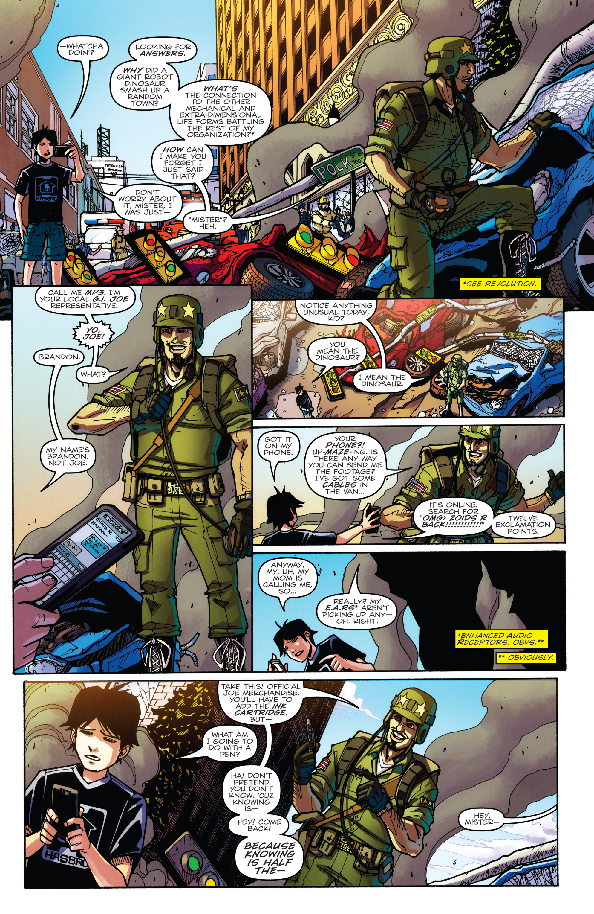Read online Transformers: Till All Are One comic -  Issue #5 - 30