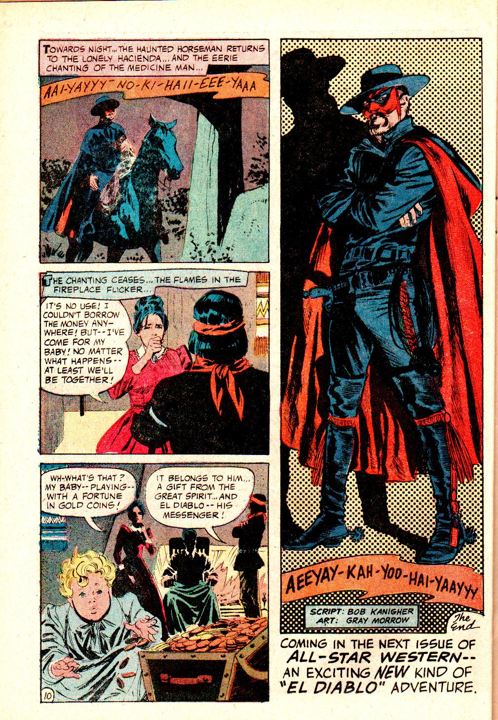 Read online All-Star Western (1970) comic -  Issue #10 - 32