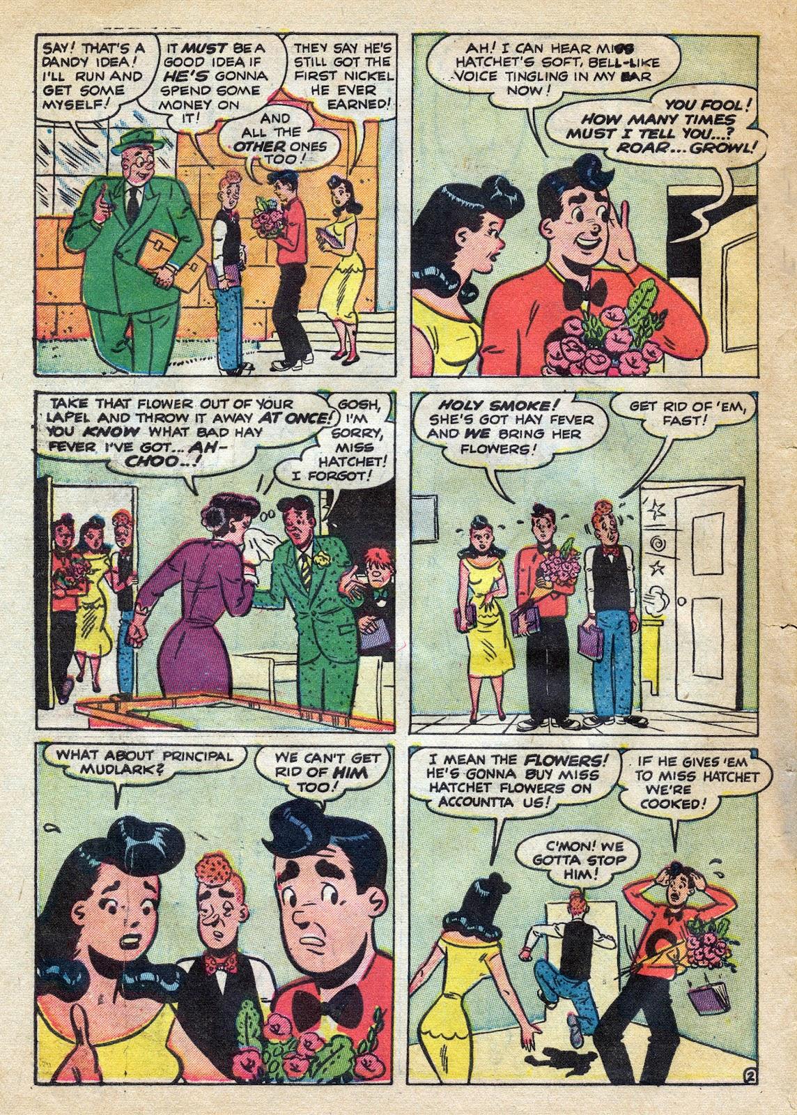 Georgie Comics (1949) issue 39 - Page 30