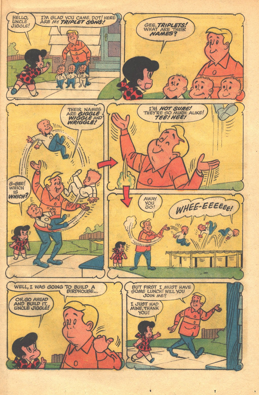 Little Dot (1953) issue 89 - Page 13