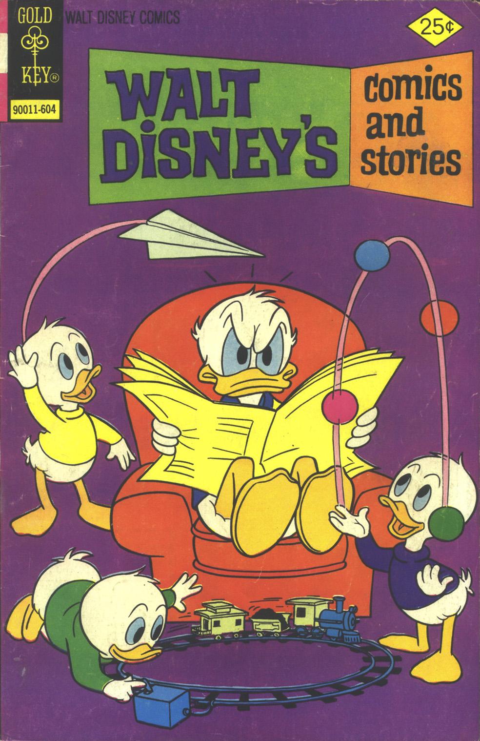 Walt Disneys Comics and Stories 427 Page 1