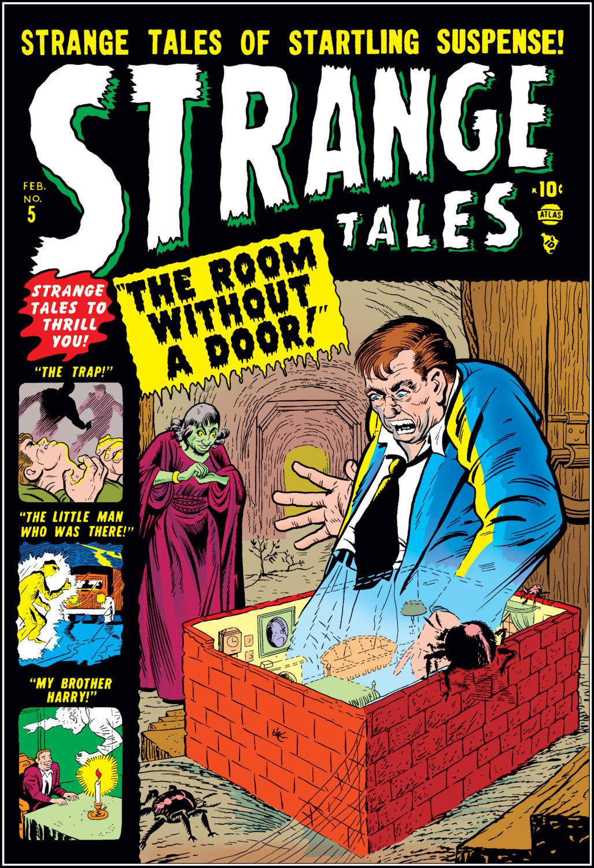 Strange Tales (1951) 5 Page 1
