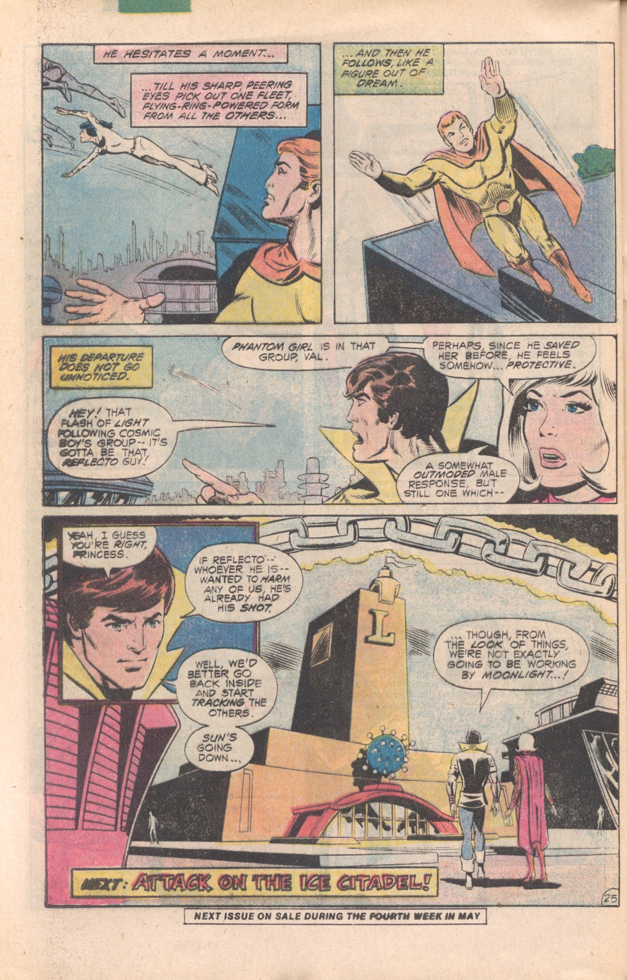 Legion of Super-Heroes (1980) 277 Page 25