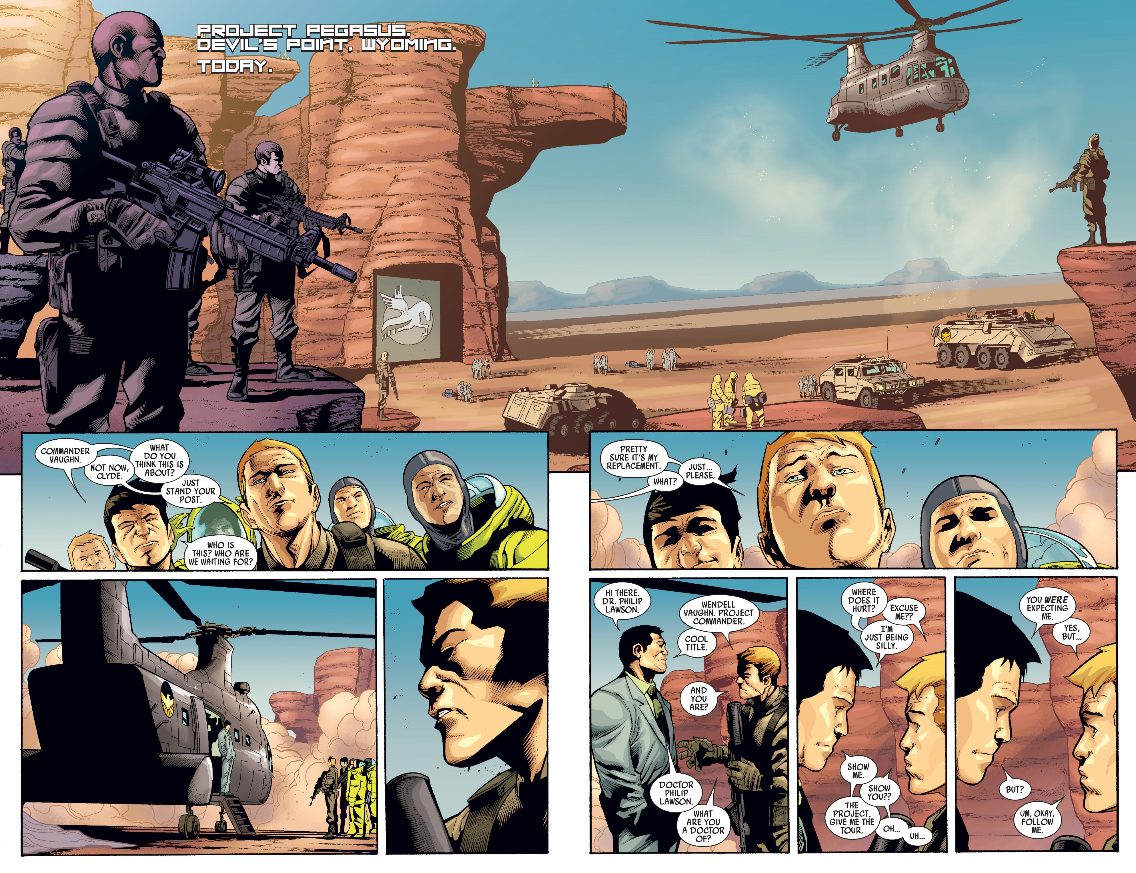 Read online Ultimate Comics Doomsday comic -  Issue # Full - 90