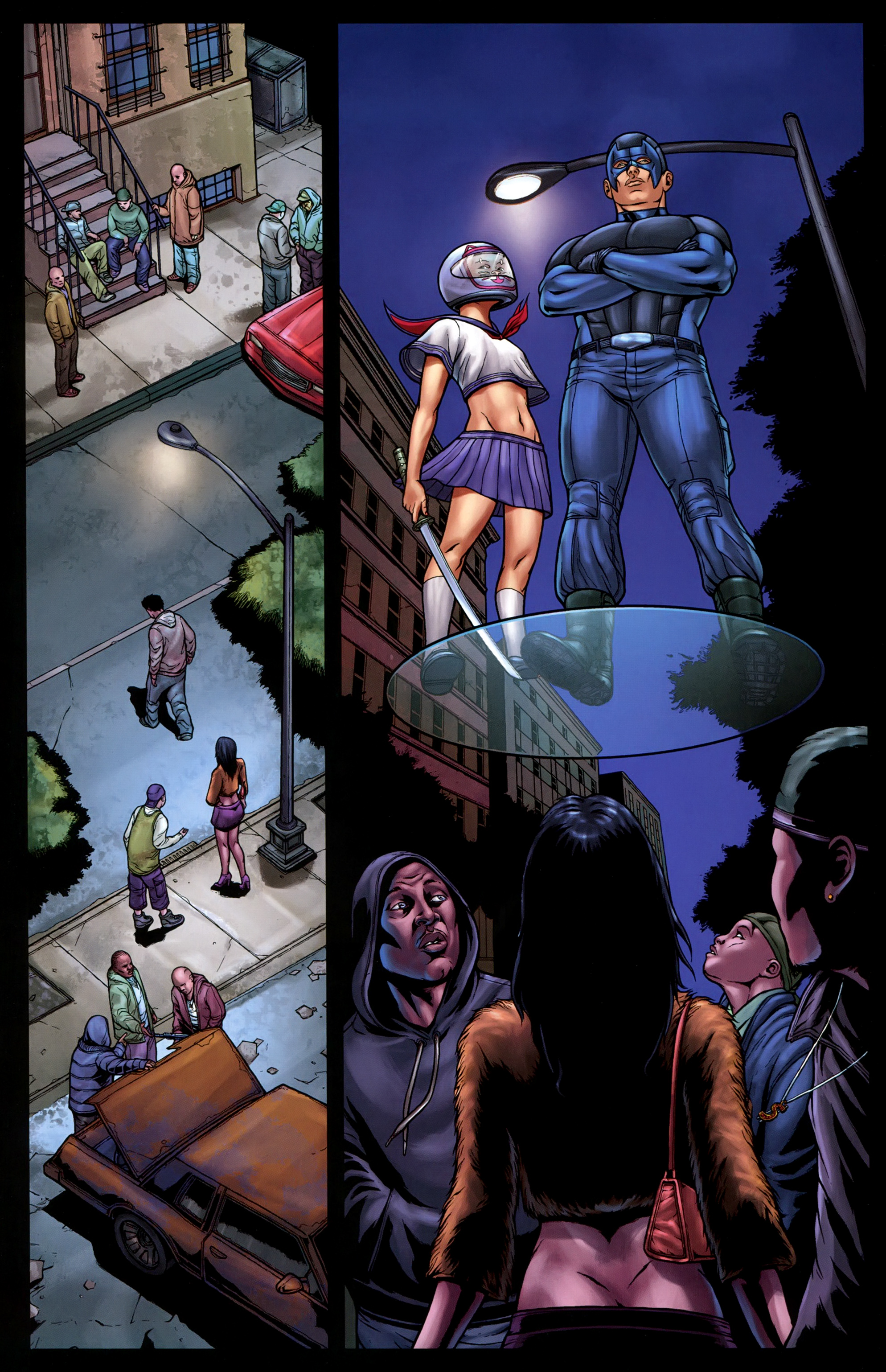 Read online Absolution: Rubicon comic -  Issue #3 - 17