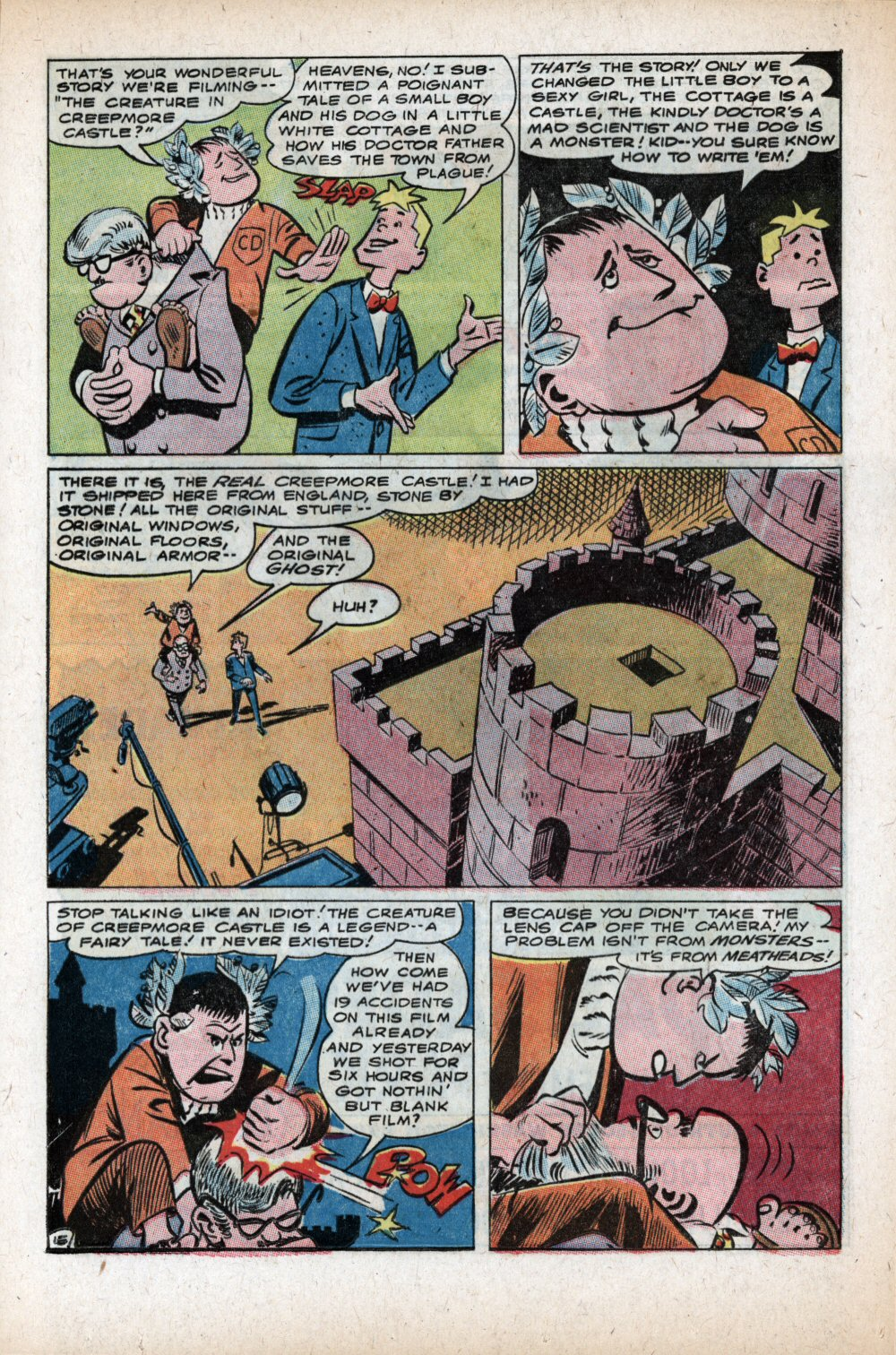 The Adventures of Bob Hope issue 105 - Page 21