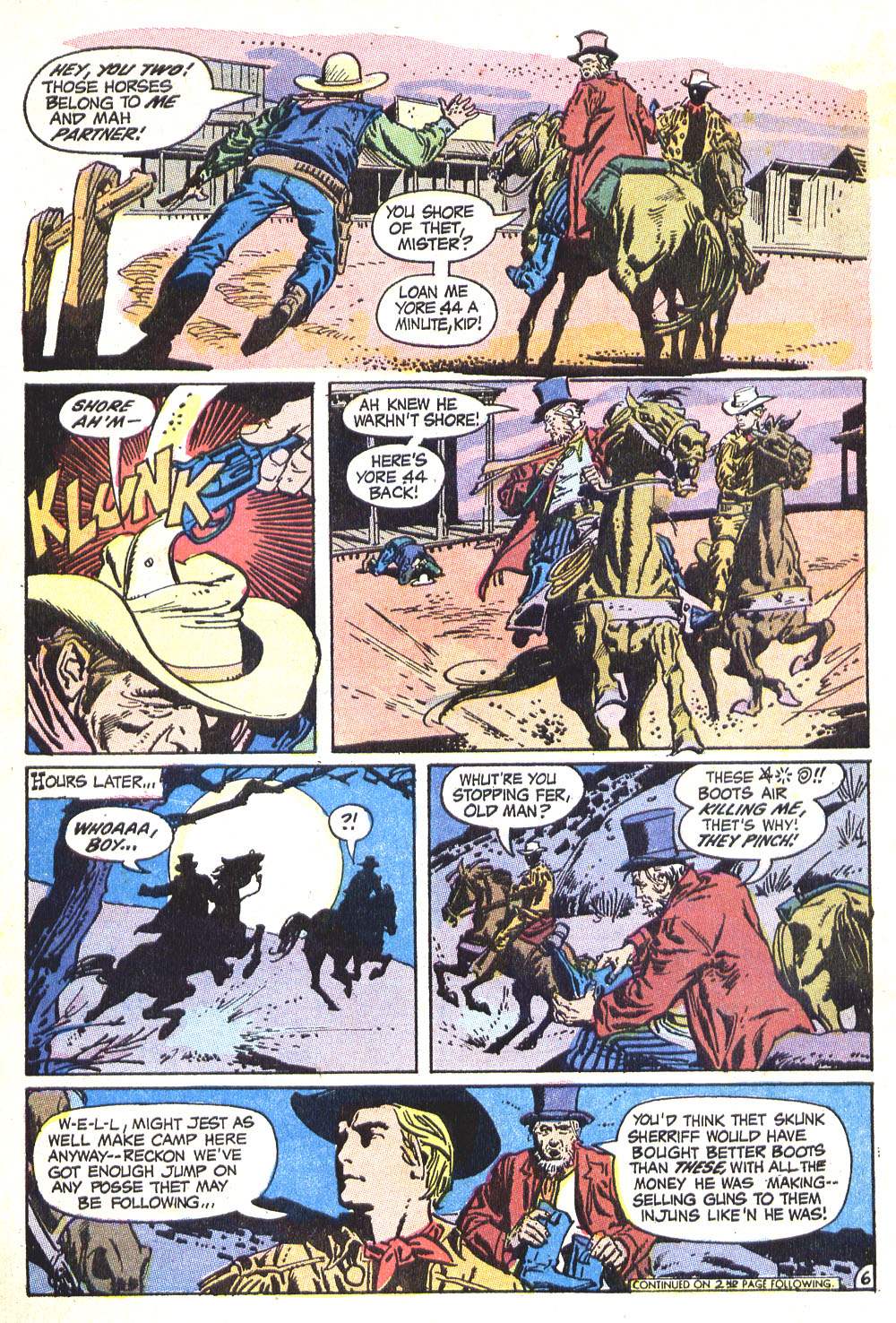 Read online All-Star Western (1970) comic -  Issue #8 - 8