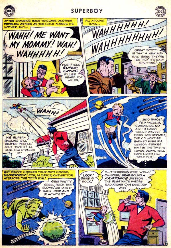 Superboy (1949) issue 70 - Page 7