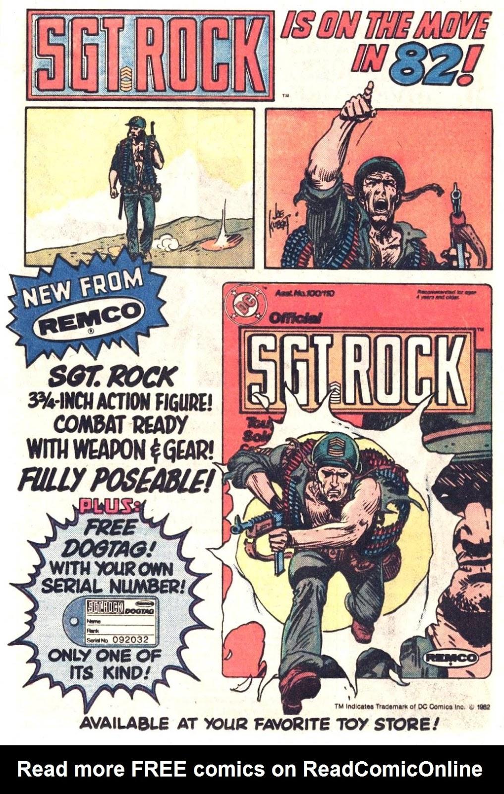 Read online Blackhawk (1957) comic -  Issue #252 - 23